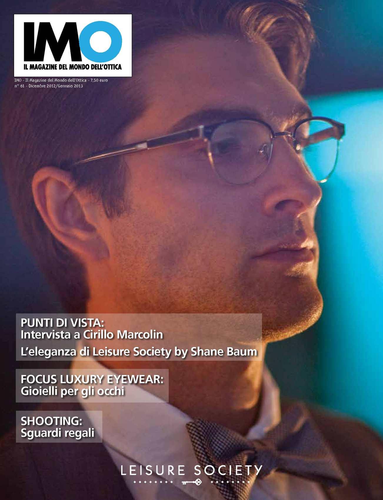 Calaméo - IMO - Il Magazine del Mondo dell Ottica n.61 - dicembre  2012 gennaio 2013 08886a1692