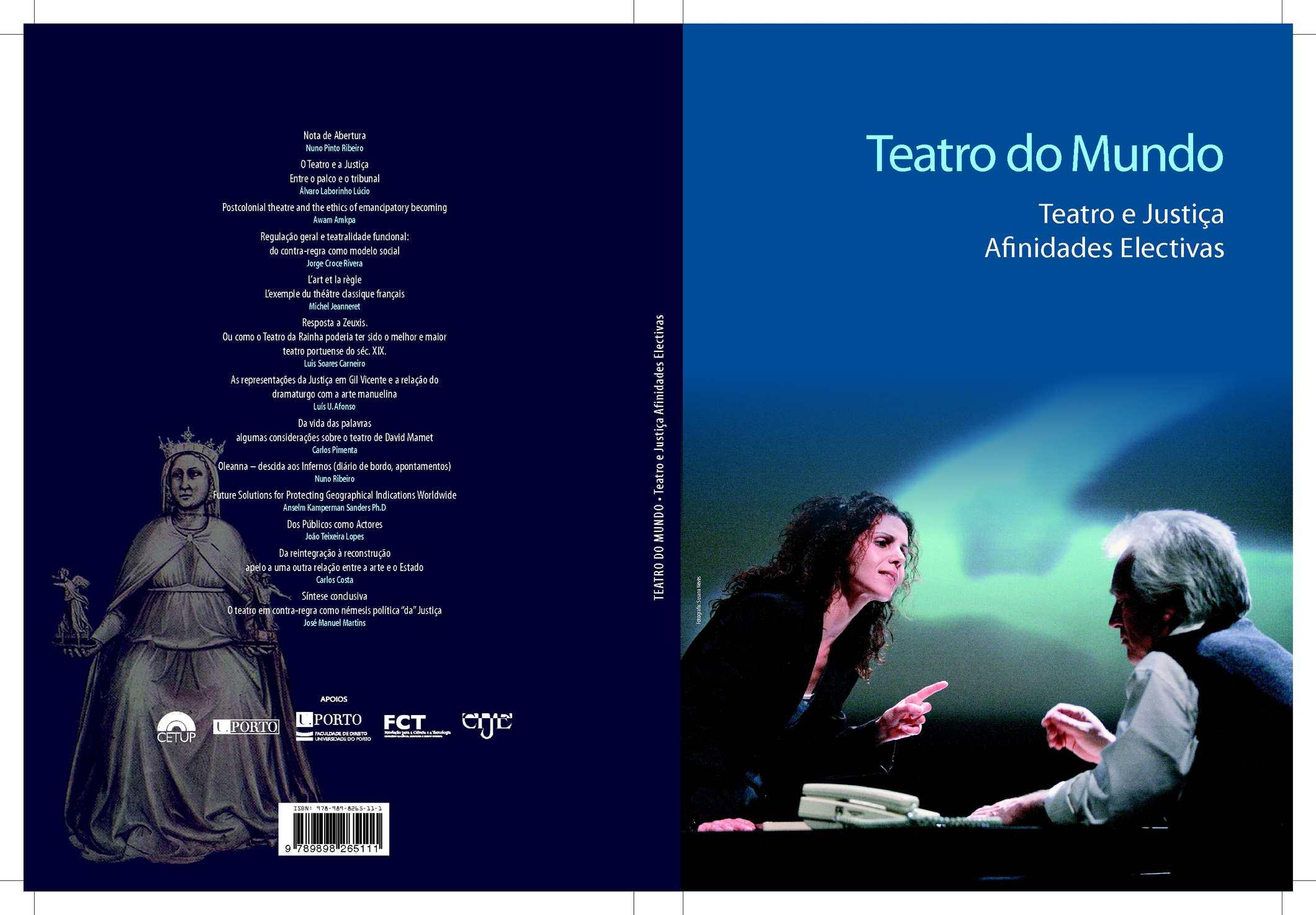 0f5295060dcfc Calaméo - Teatro do Mundo  Teatro e Justiça - Afinidades Electivas
