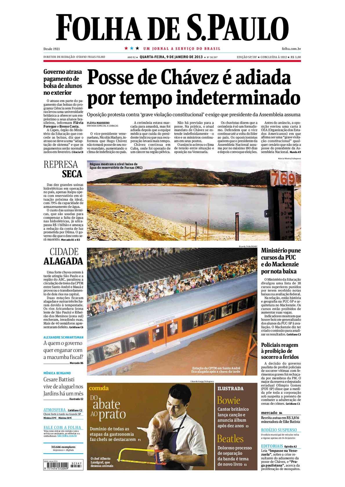 fcc49ee551699 Calaméo - Folha de São Paulo - 09-01-13
