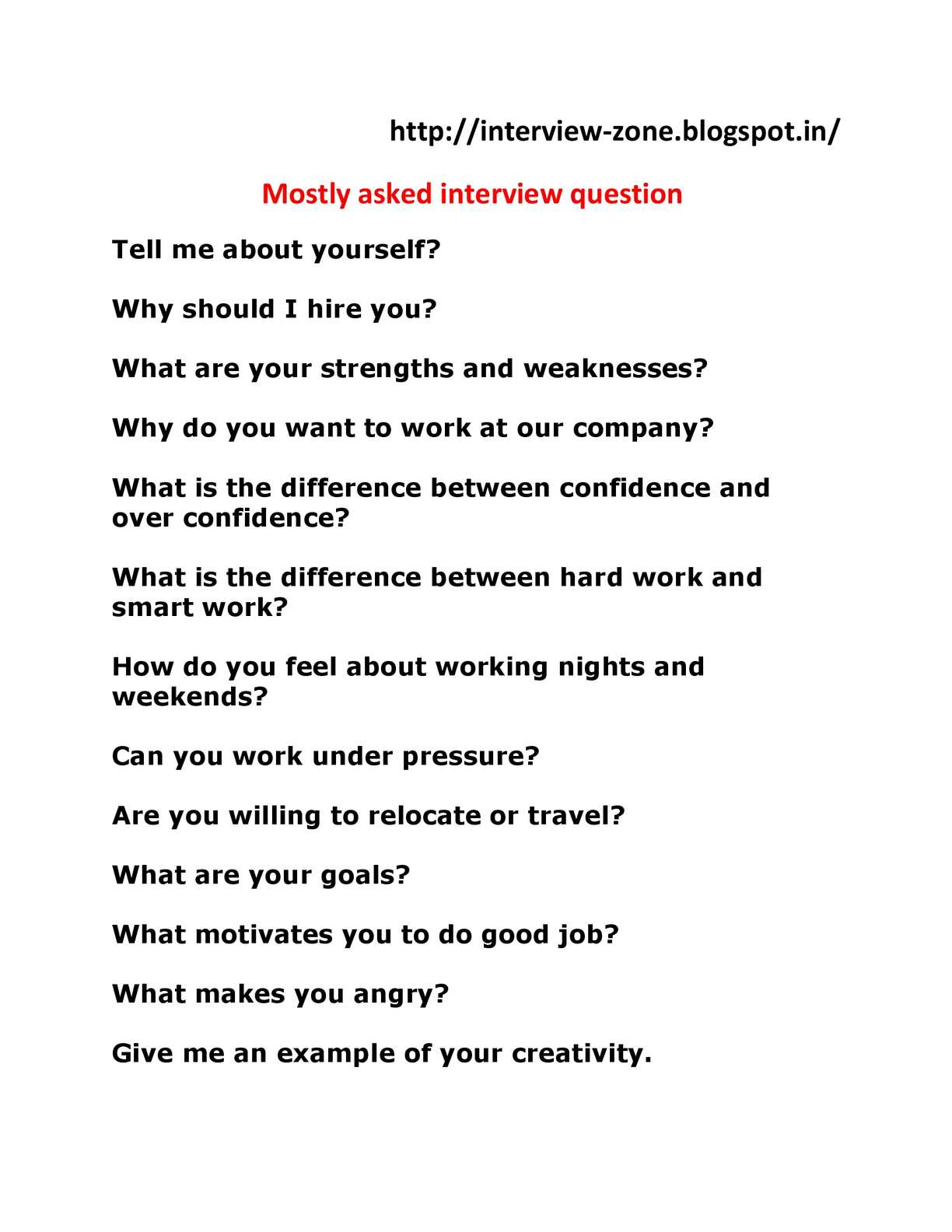 Calameo Interview Question And Answer