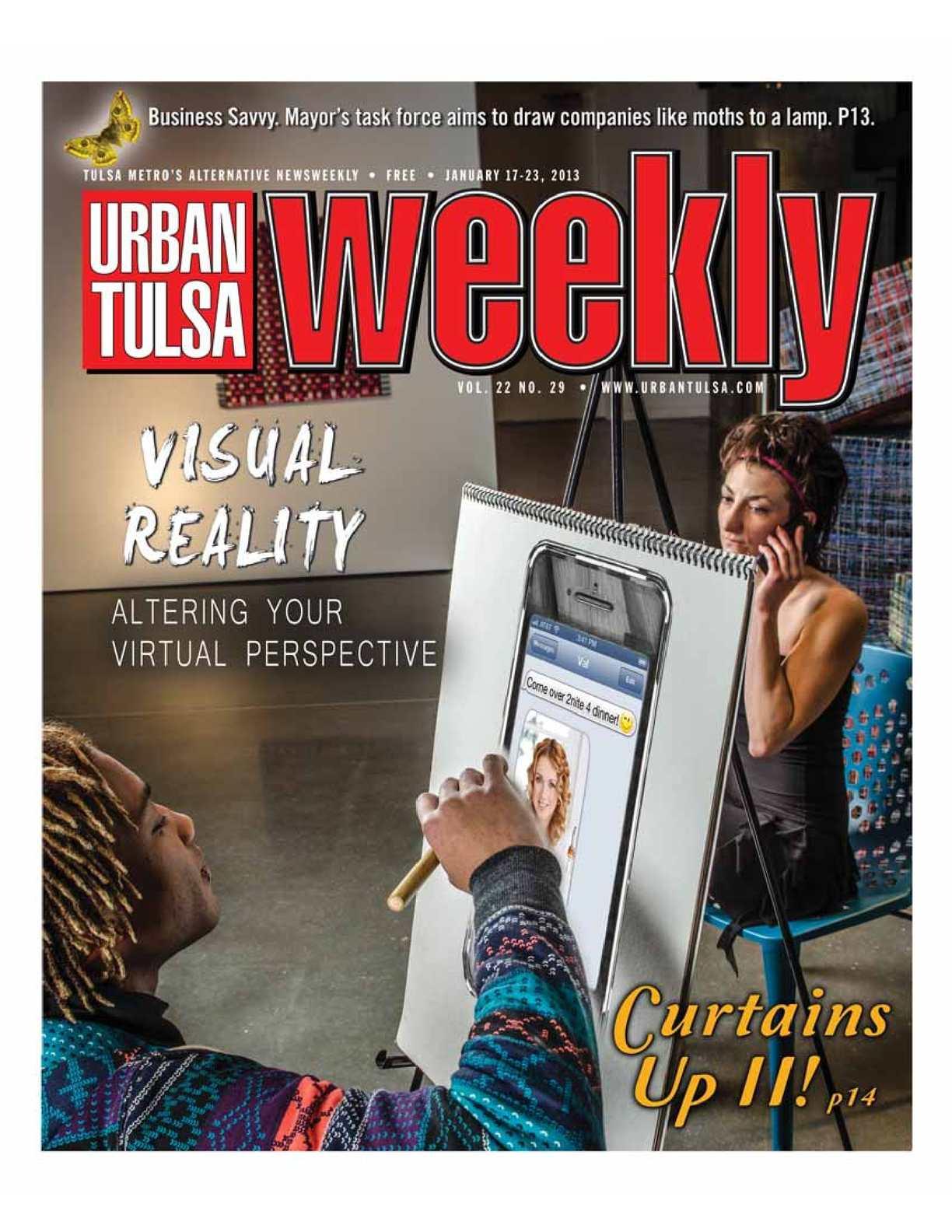 99f468bb5f7 Calaméo - Urban Tulsa Weekly 17-23 January 2013