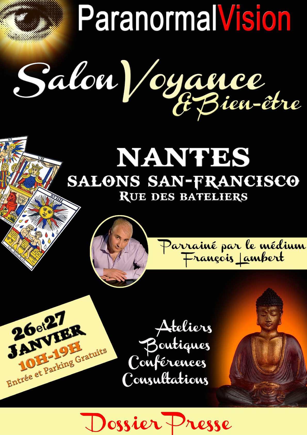 Calameo Salon Paranormalvision Nantes 2013 Dossier Presse
