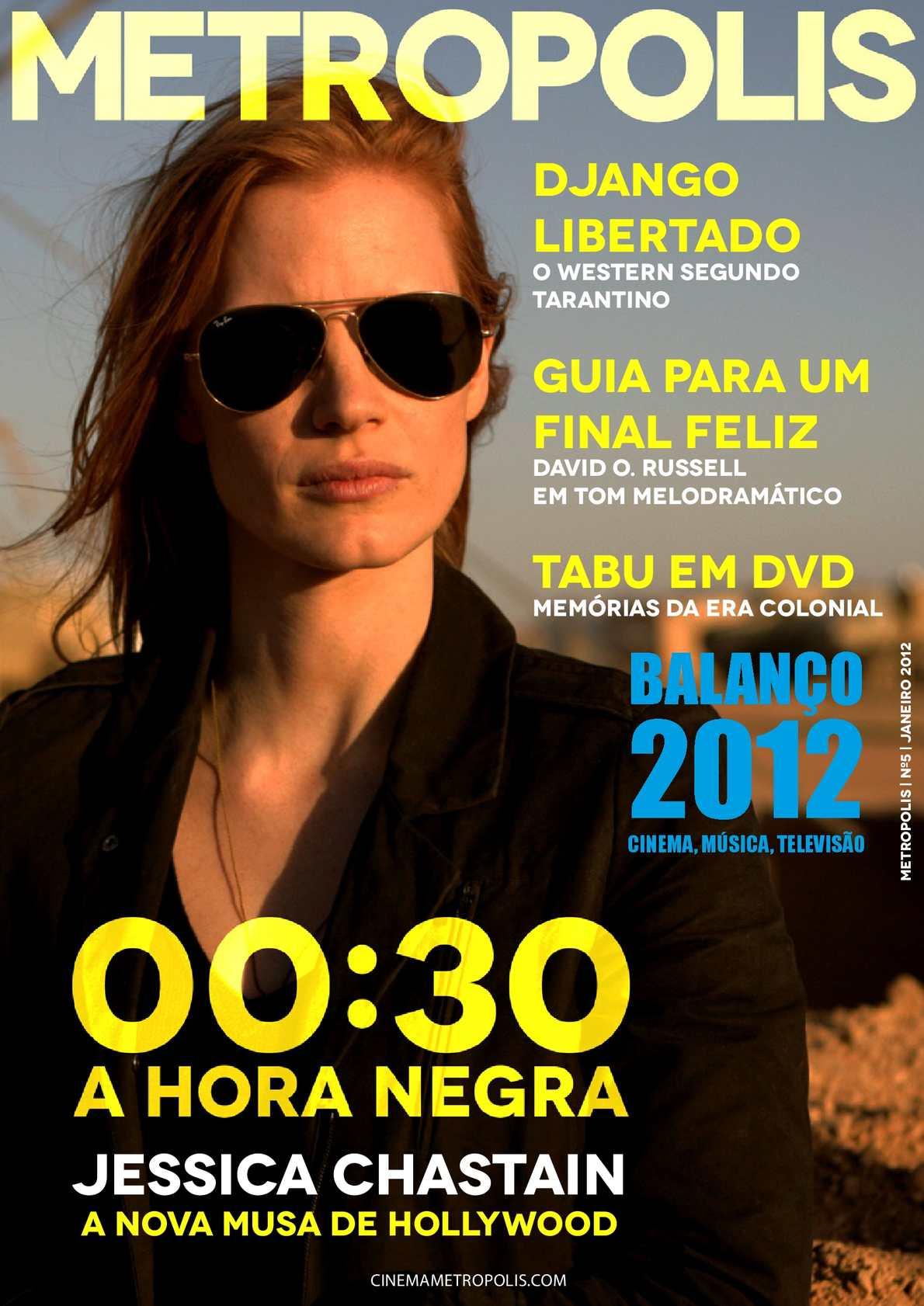 f4a0b84eddfc3 Calaméo - METROPOLIS Ed. 5 Janeiro 2013