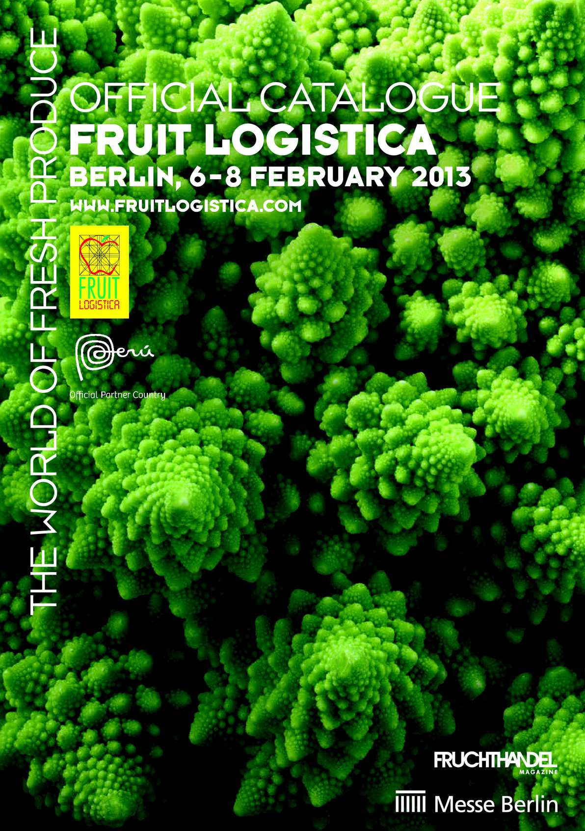 Calaméo - FRUIT LOGISTICA 2013 Official Catalogue