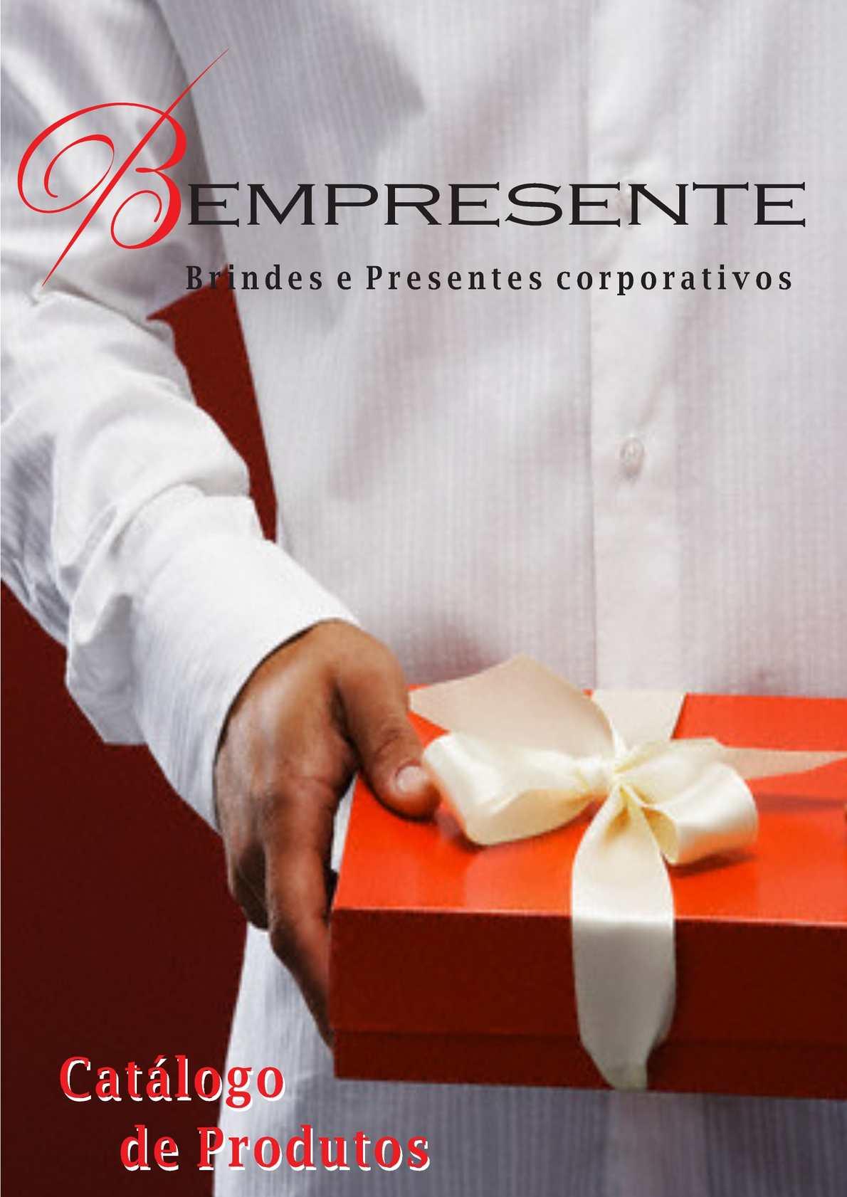 dac3a2440f Calaméo - Bem Presentes Brindes Catálogo Virtual