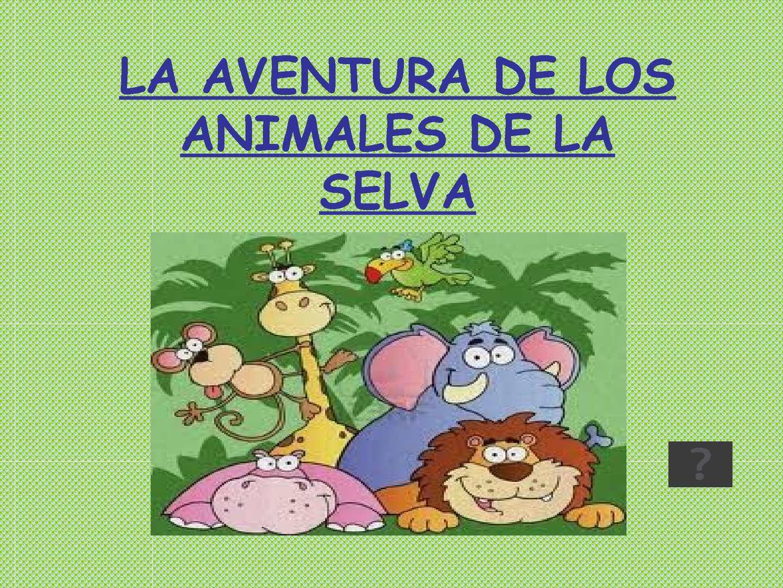 Calaméo Cuento De Los Animales De La Selva