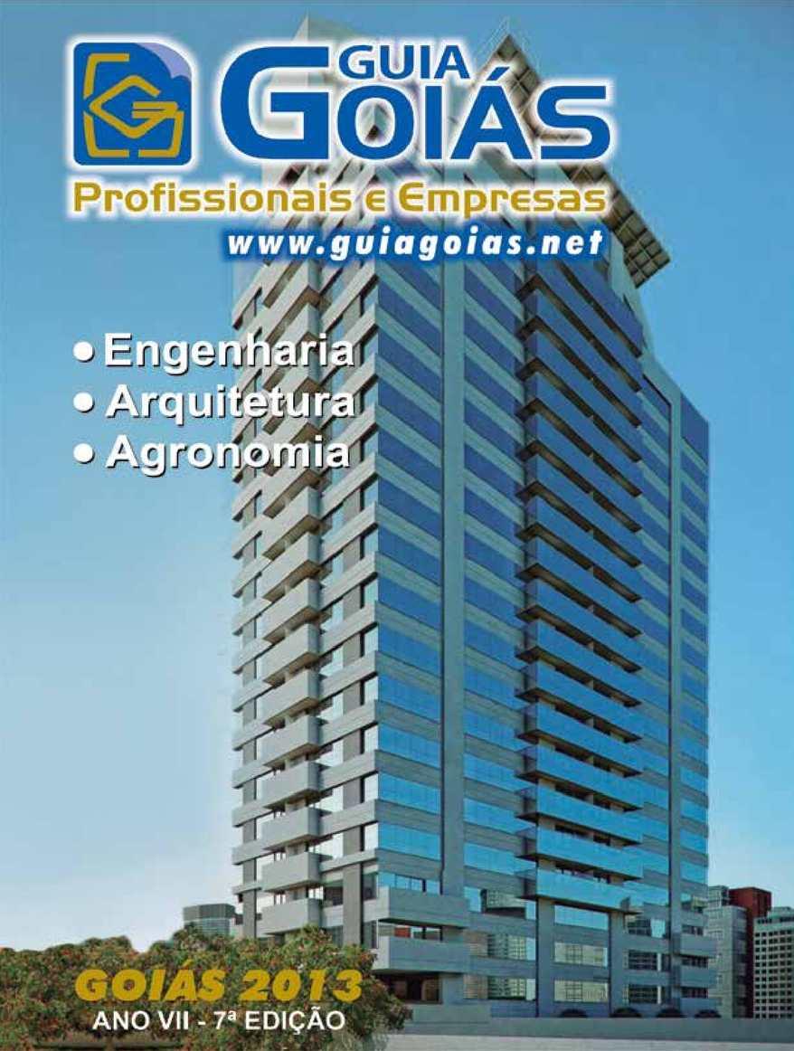Guia Goiás 2013