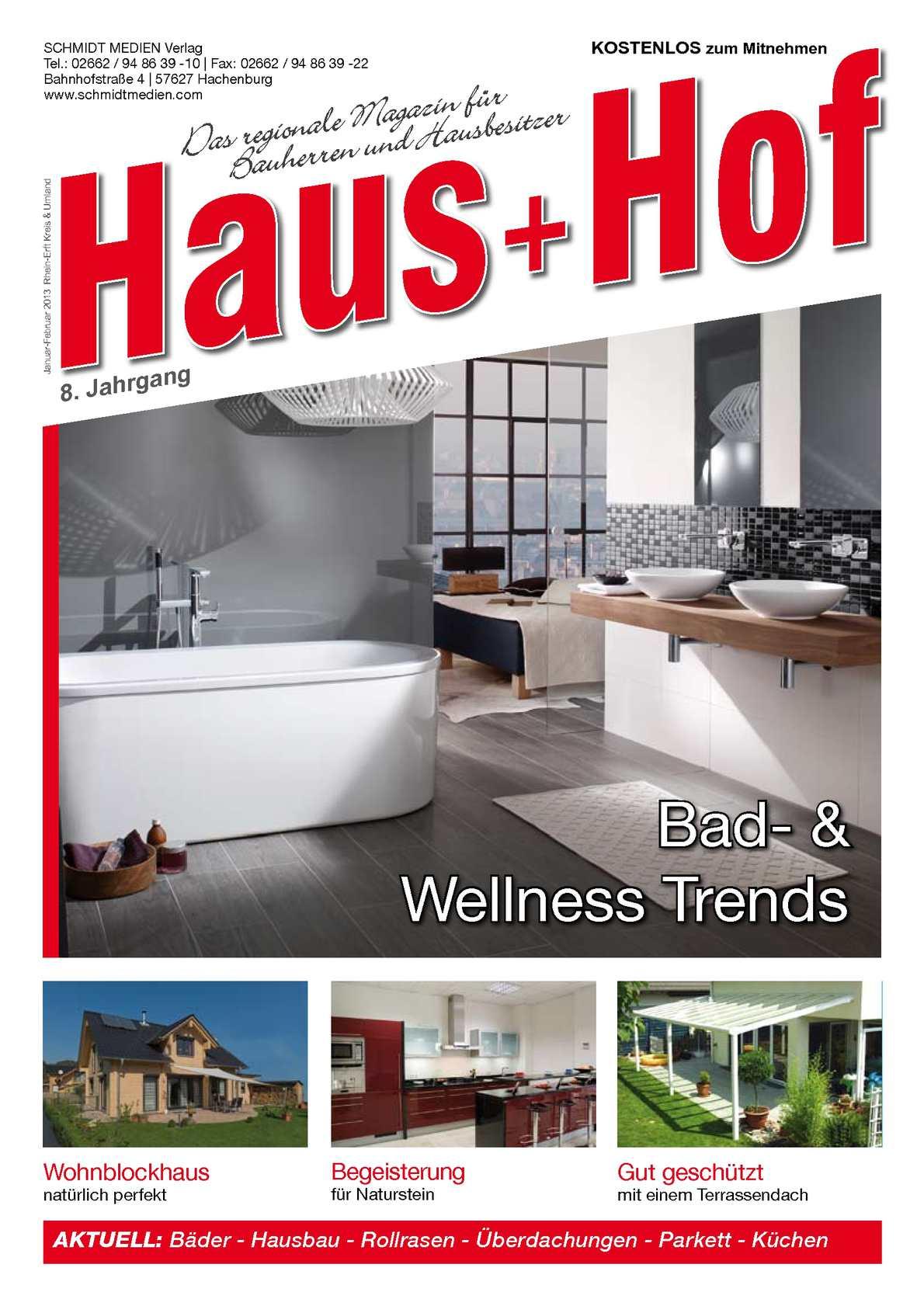 Haus + Hof REK 2013-1