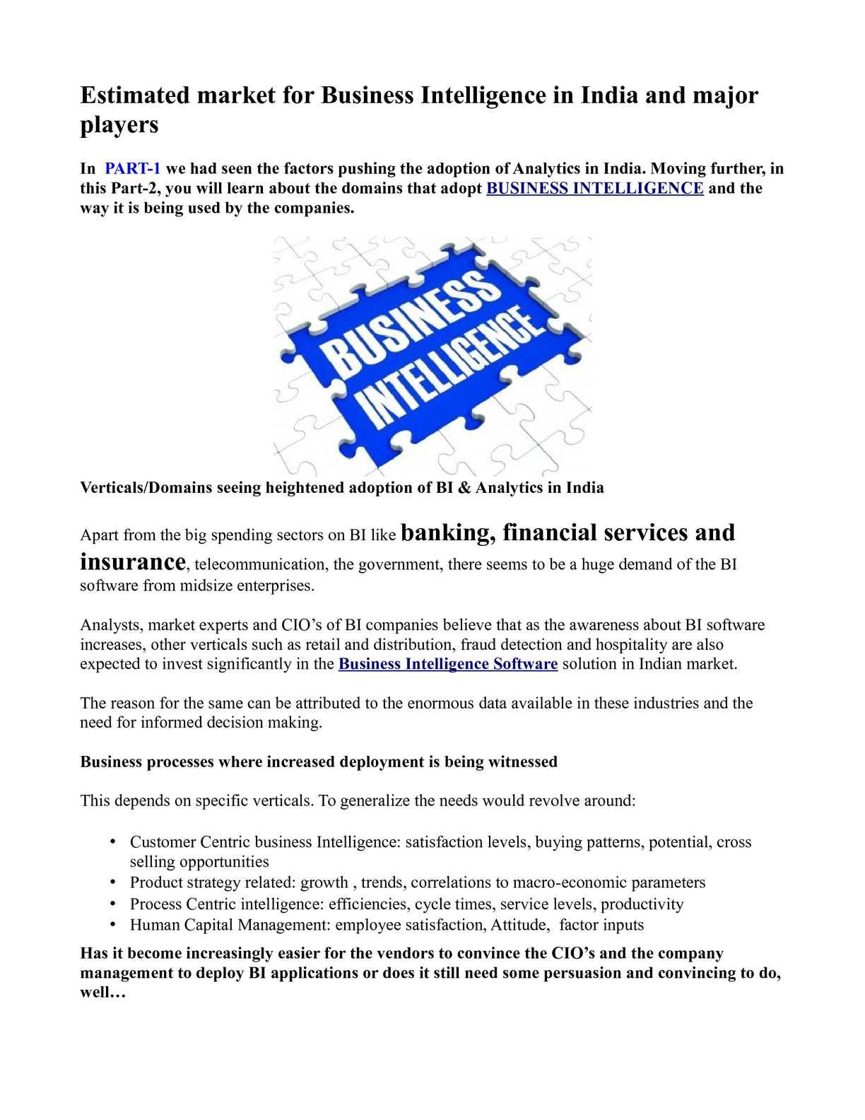 Calaméo - banking analytics | business analytics software