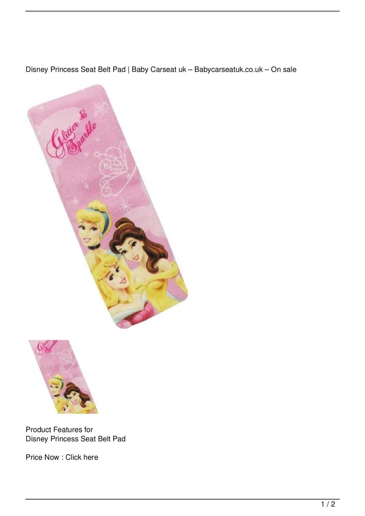 Prime Calameo Disney Princess Seat Belt Pad Discount Spiritservingveterans Wood Chair Design Ideas Spiritservingveteransorg