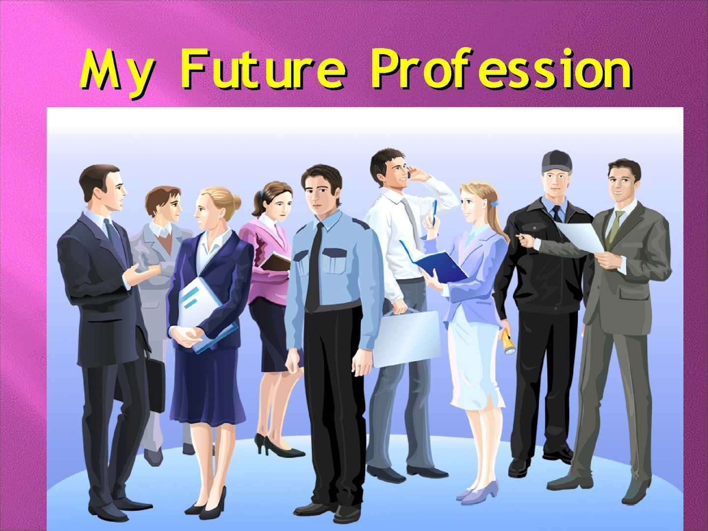 Essays about future careers