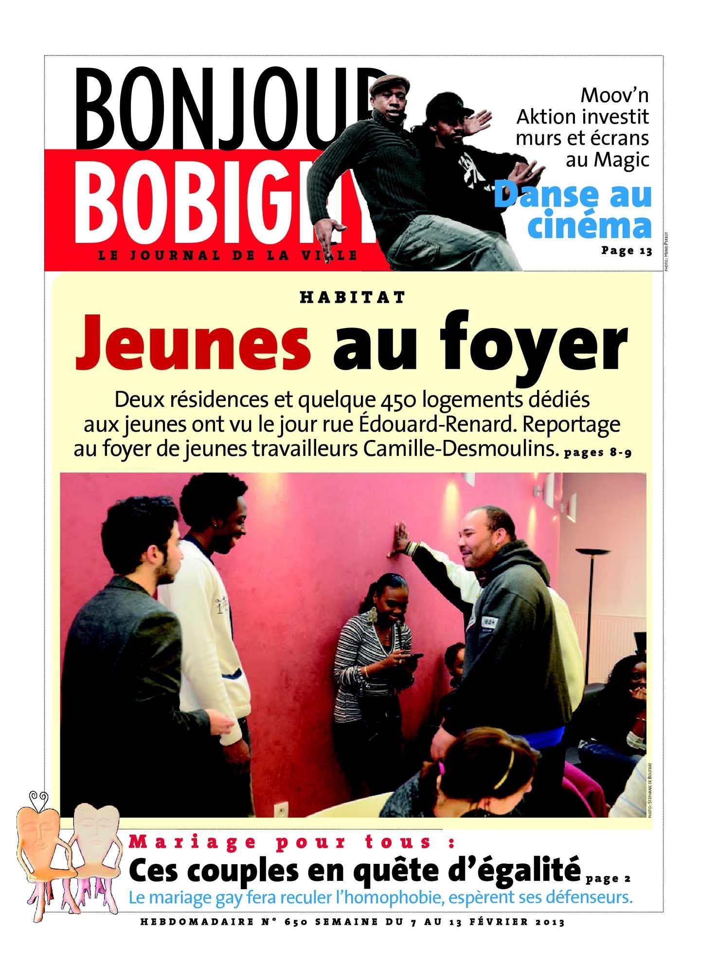 site pour rencontre gay pride à Bobigny