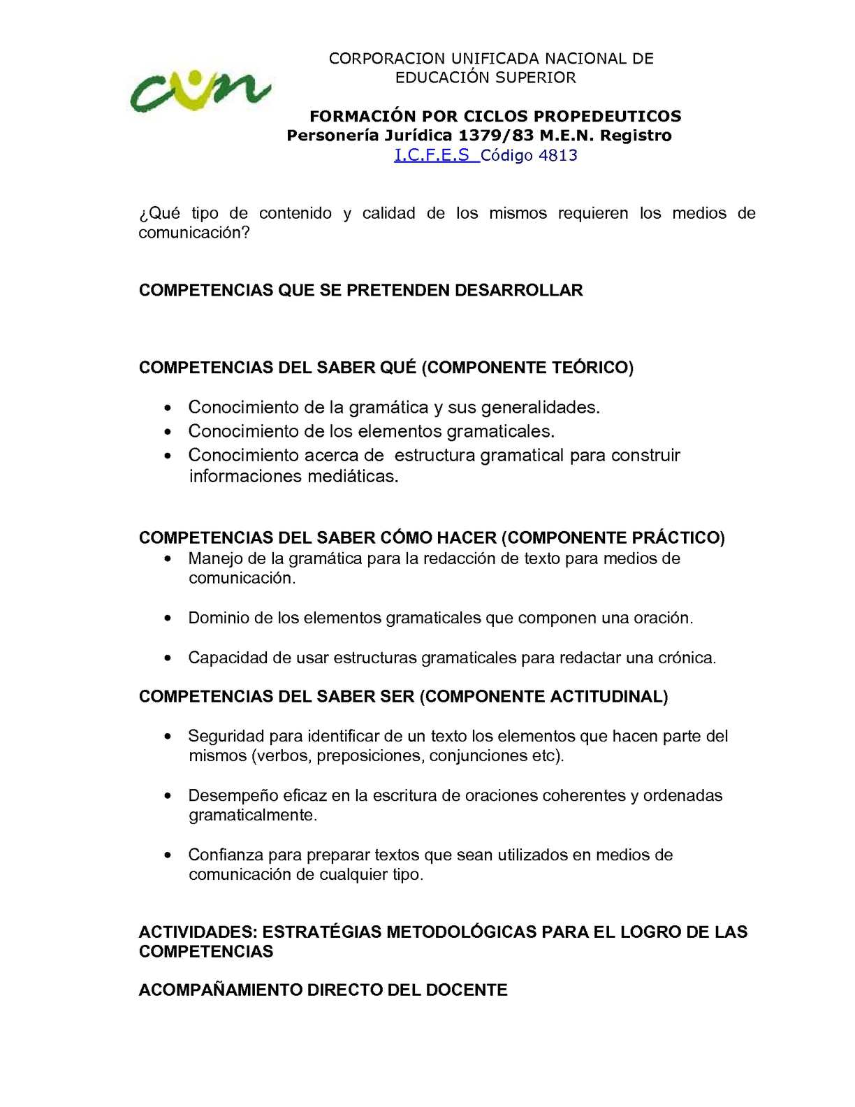 Syllabus Gramática Calameo Downloader