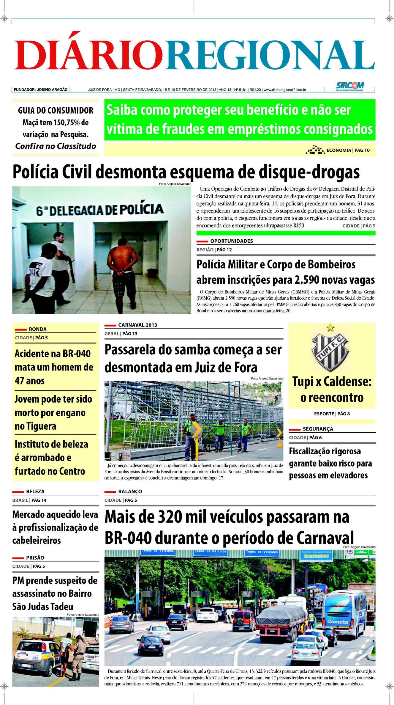 dc7456411 Calaméo - Edição 15 e 16/02/2013