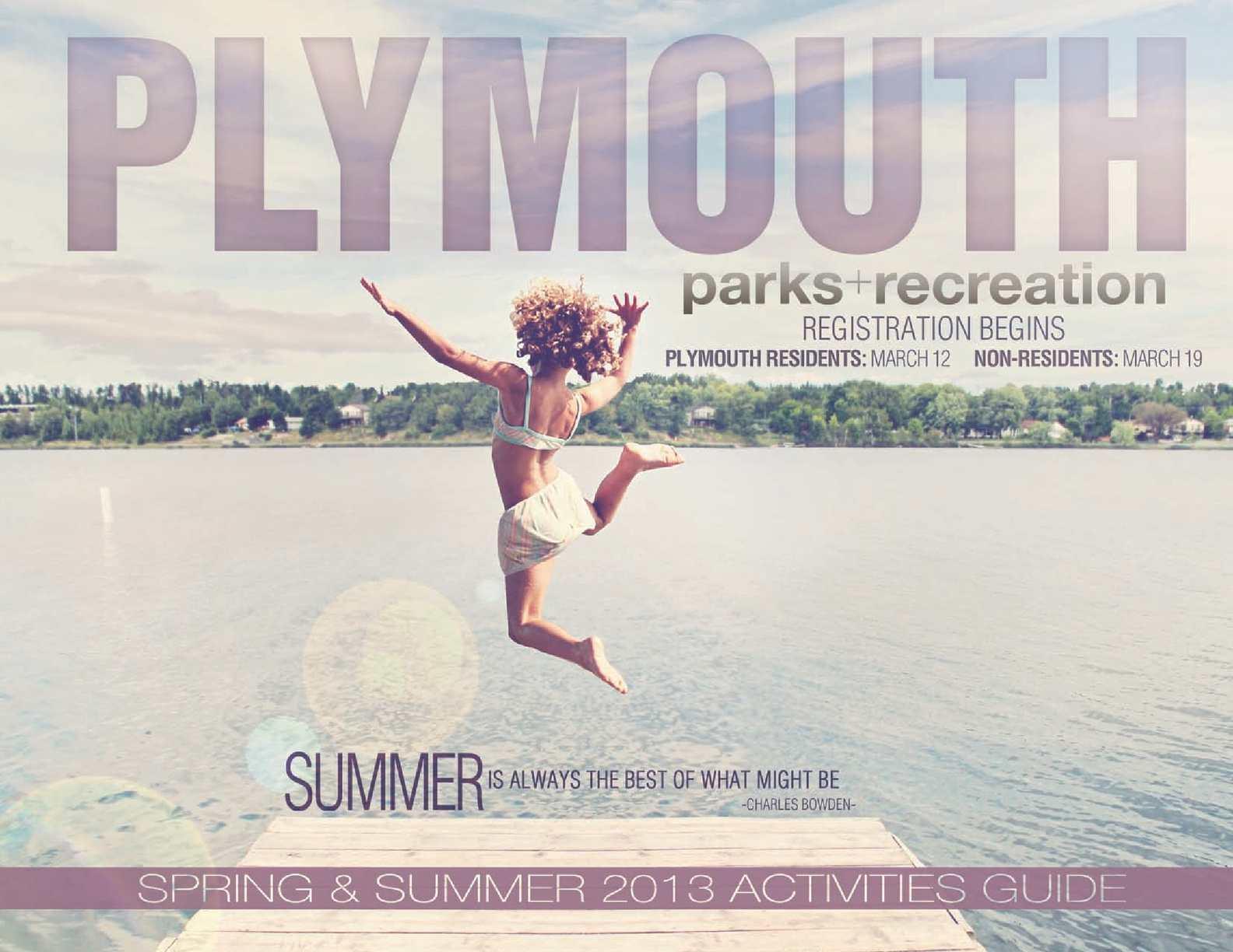 44e8aa0ea89 Calaméo - Spring   Summer 2013 Activities Guide