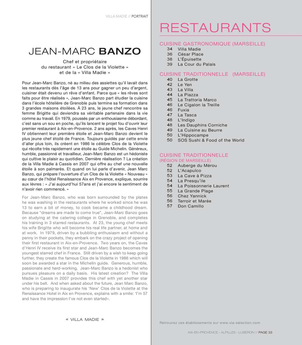 Via Magazines Marseille Hiver 2012 Calameo Downloader