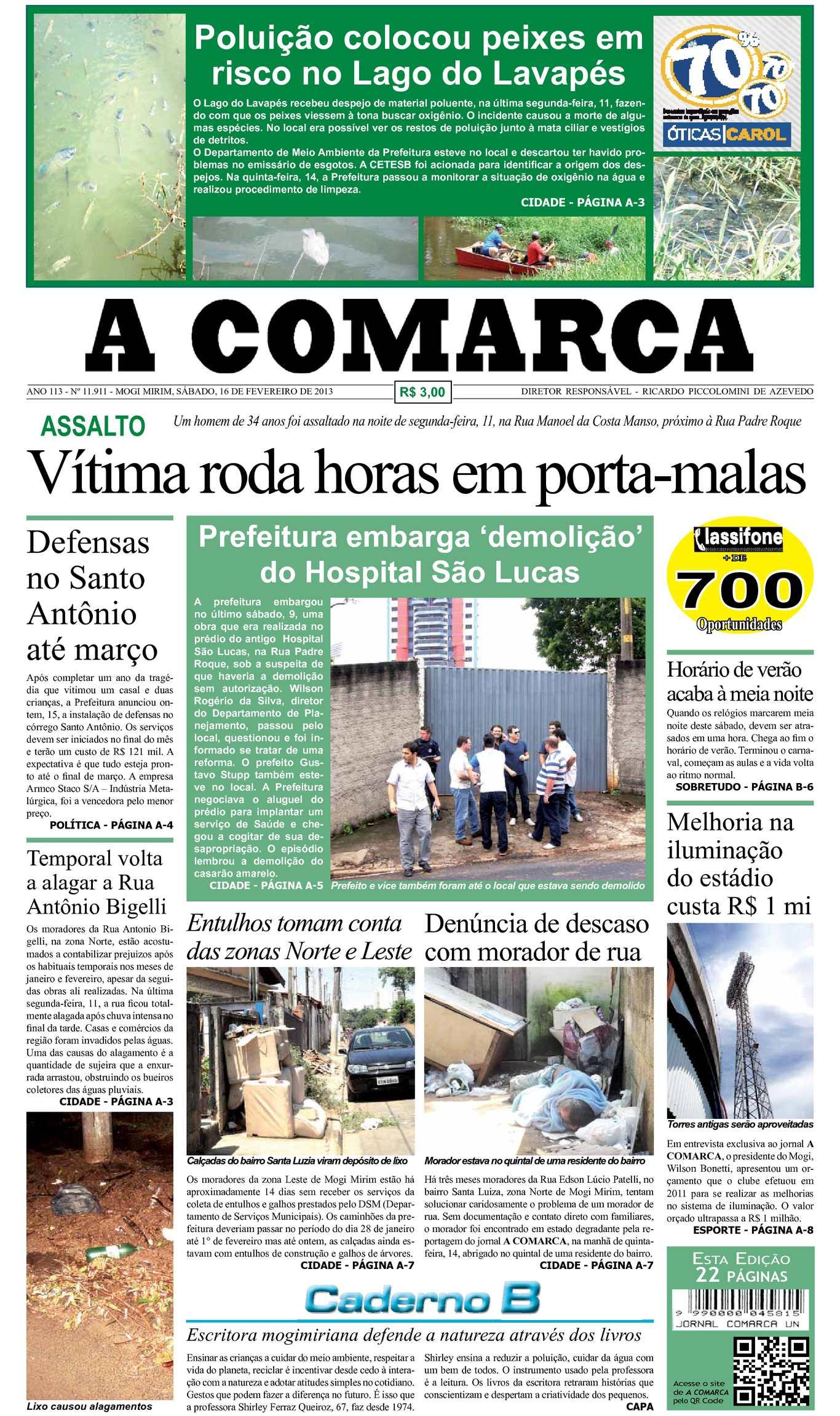ca262343dde Calaméo - A Comarca