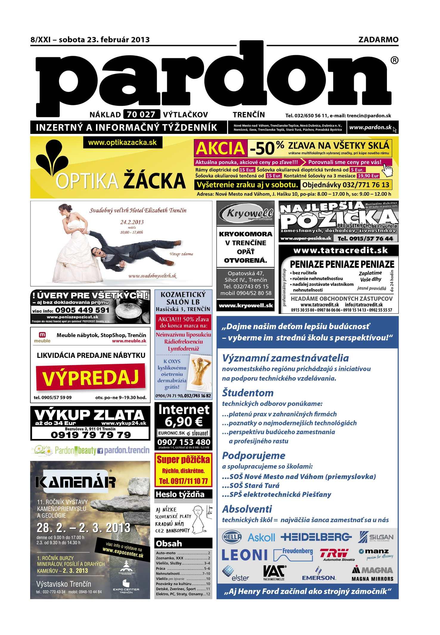 Prima Zoznamka titulky stránok