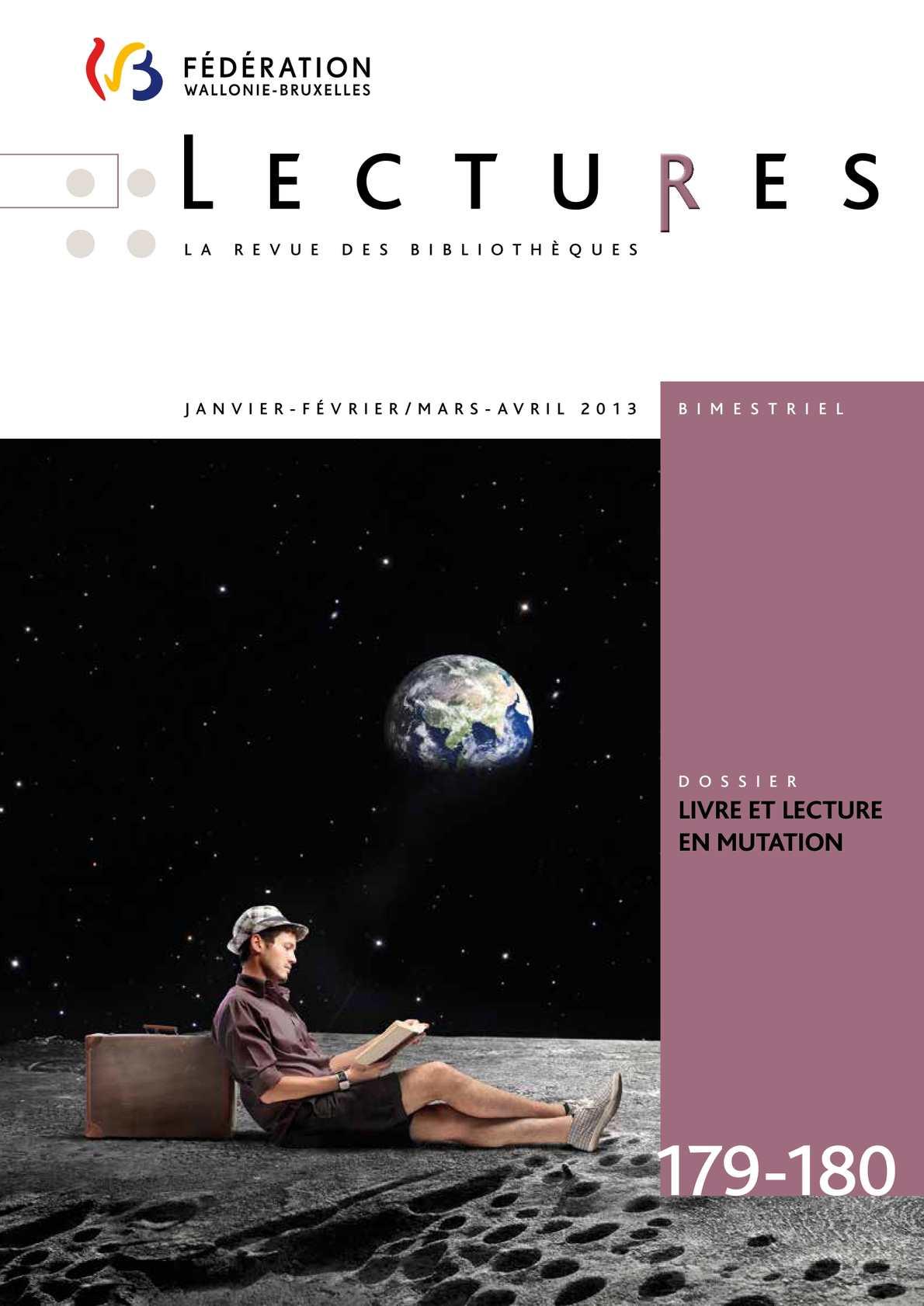 Calaméo - Lectures, 179 - 180, janvier - février - mars - avril 2013 fc00ef980378