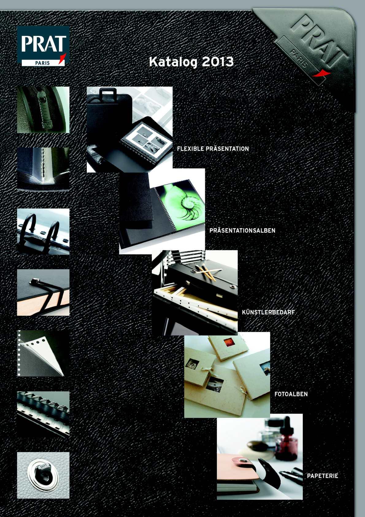 Calaméo Catalogue Prat 2013 Allemagne