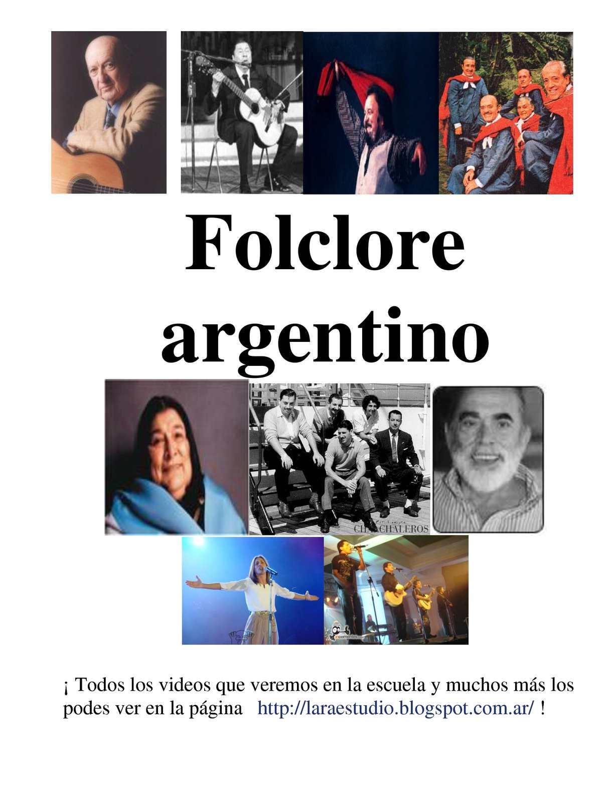 Calaméo Apunte Sobre Folclore Argentino