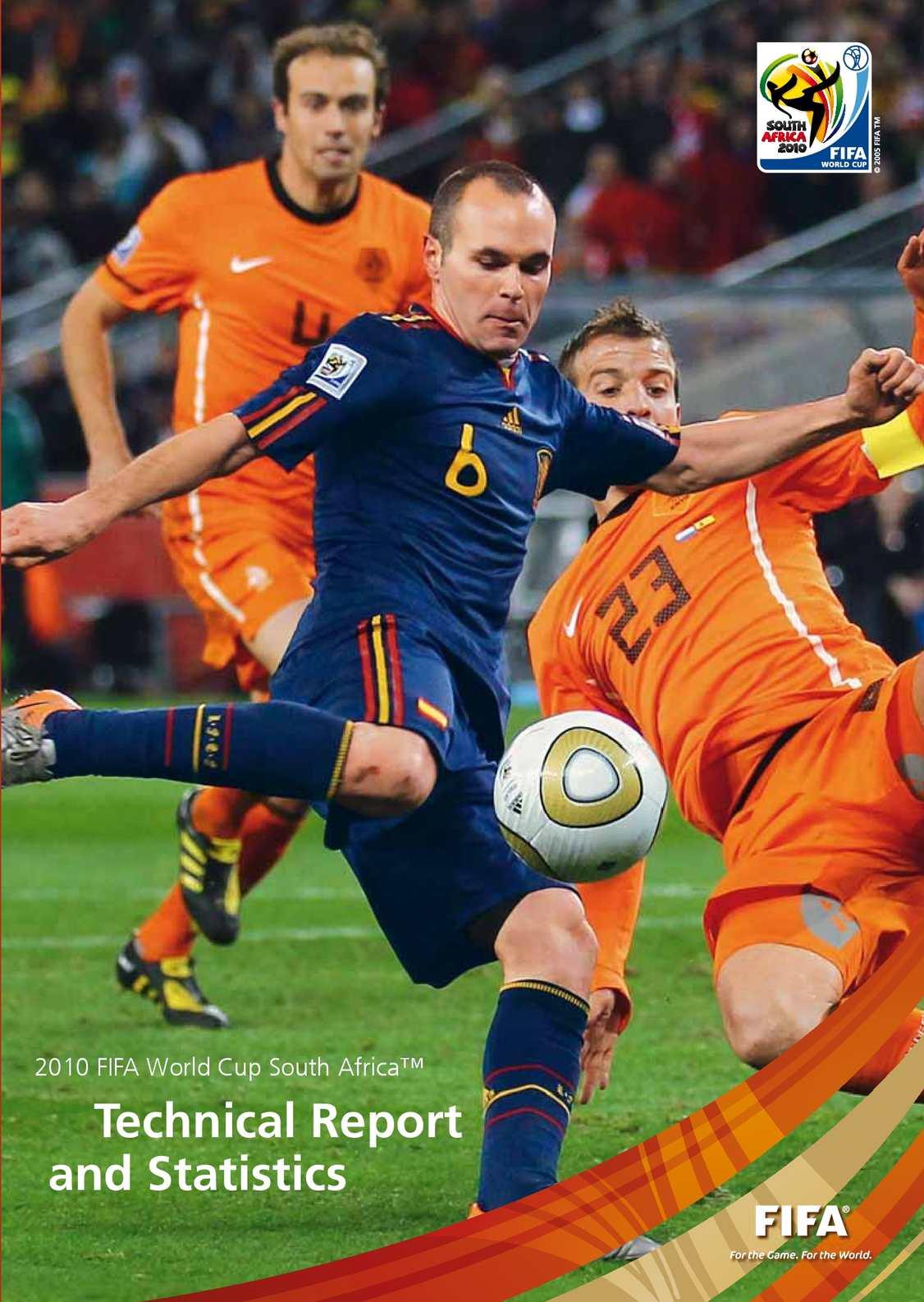 Calameo Informe Fifa Sudafrica 2010