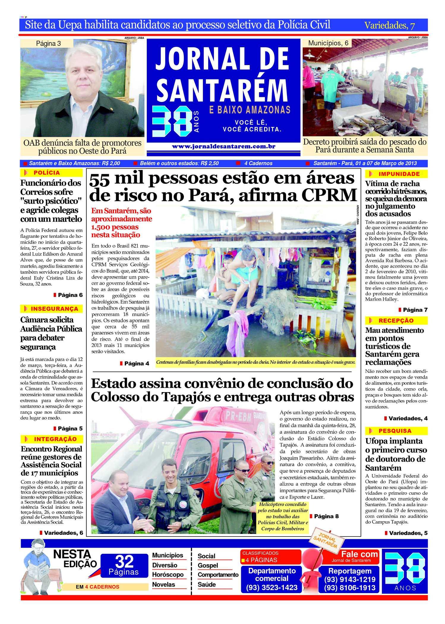 469cf925c0d89 Calaméo - 01 a 07 de fevereiro de 2013