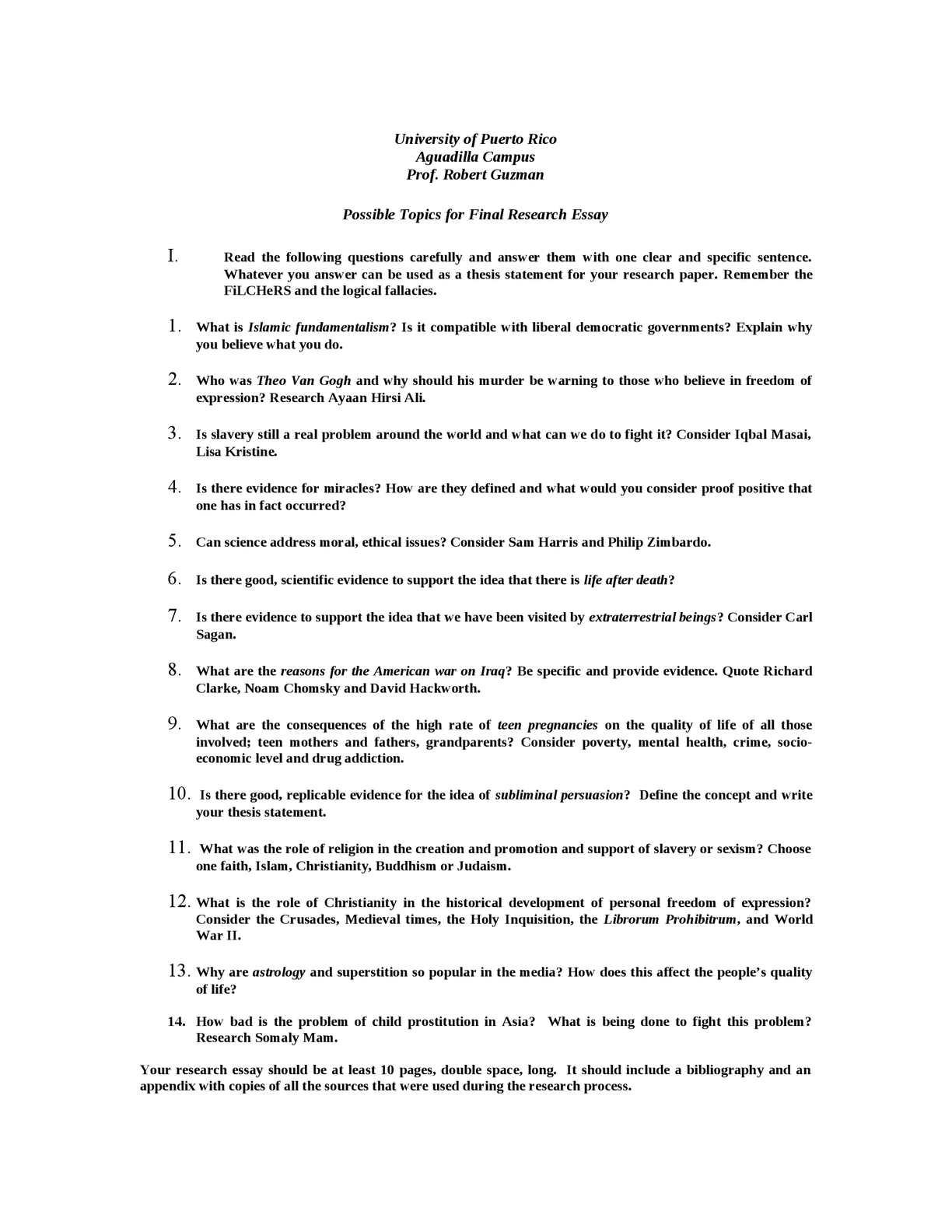 ww2 argumentative essay topics