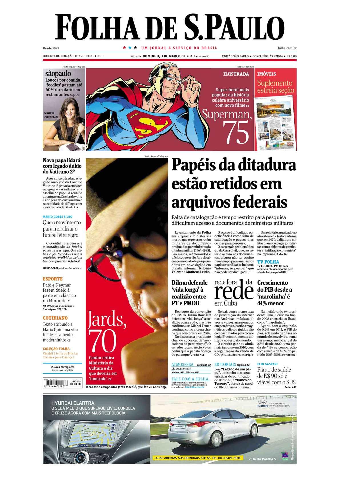 9e8c6c694e Calaméo - Folha de São Paulo 03-03-2013