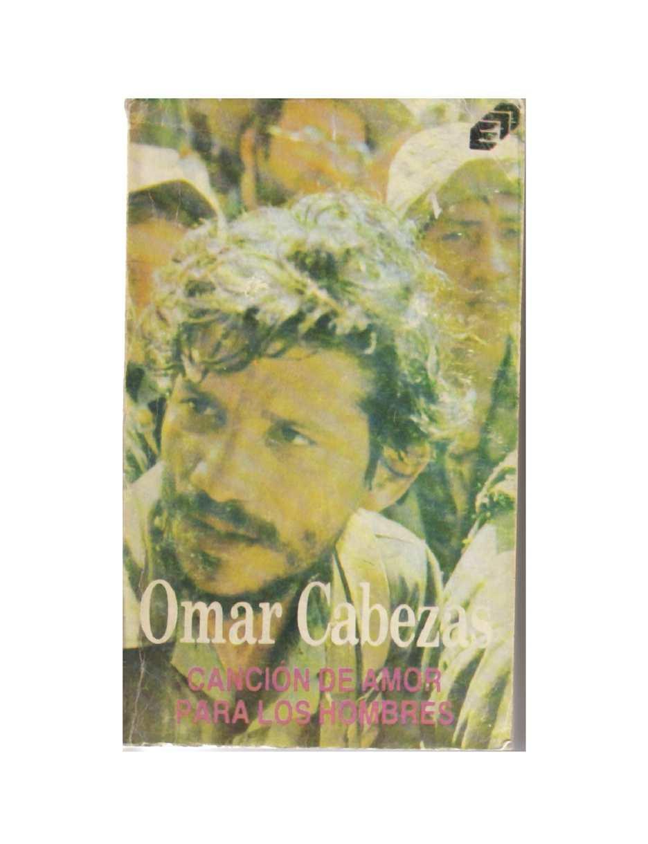 9deb378a3 Calaméo - Cabezas Omar - Canción de amor para los hombres