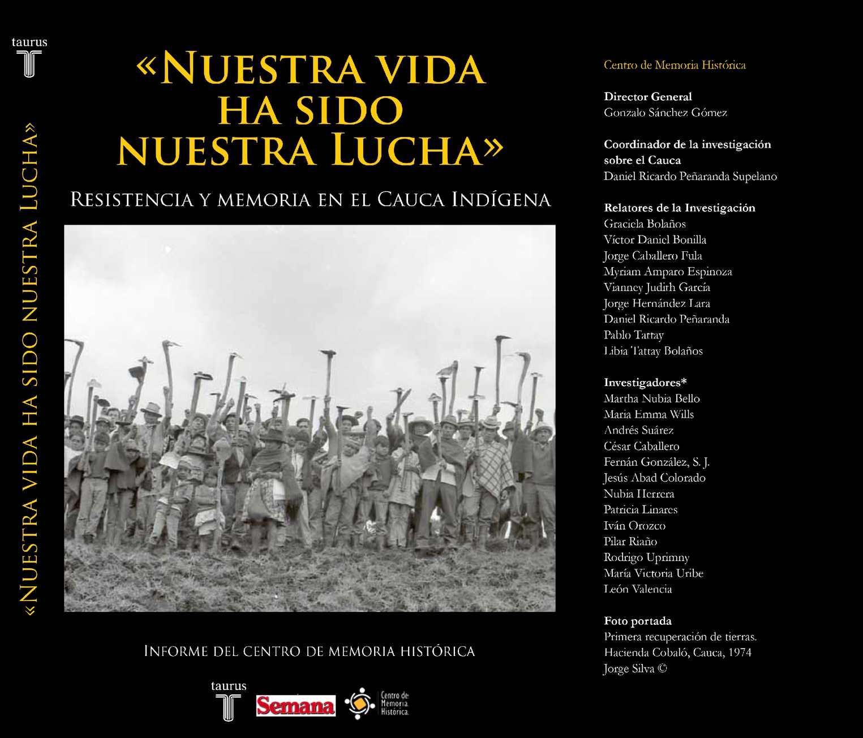 Aico Lombana calaméo - resistencia y memoria en el cauca indigena de colombia