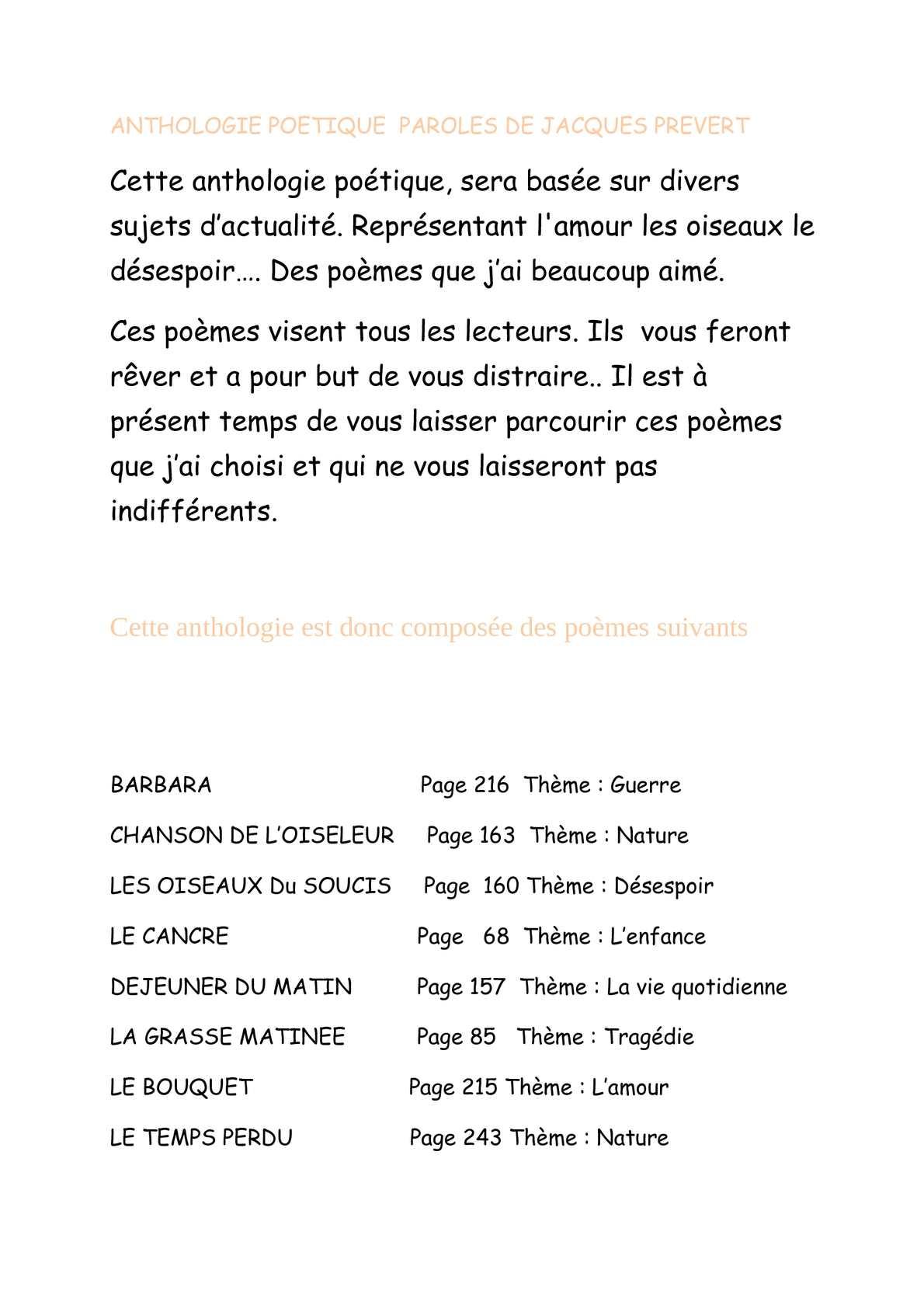 Calaméo Préface Page 1