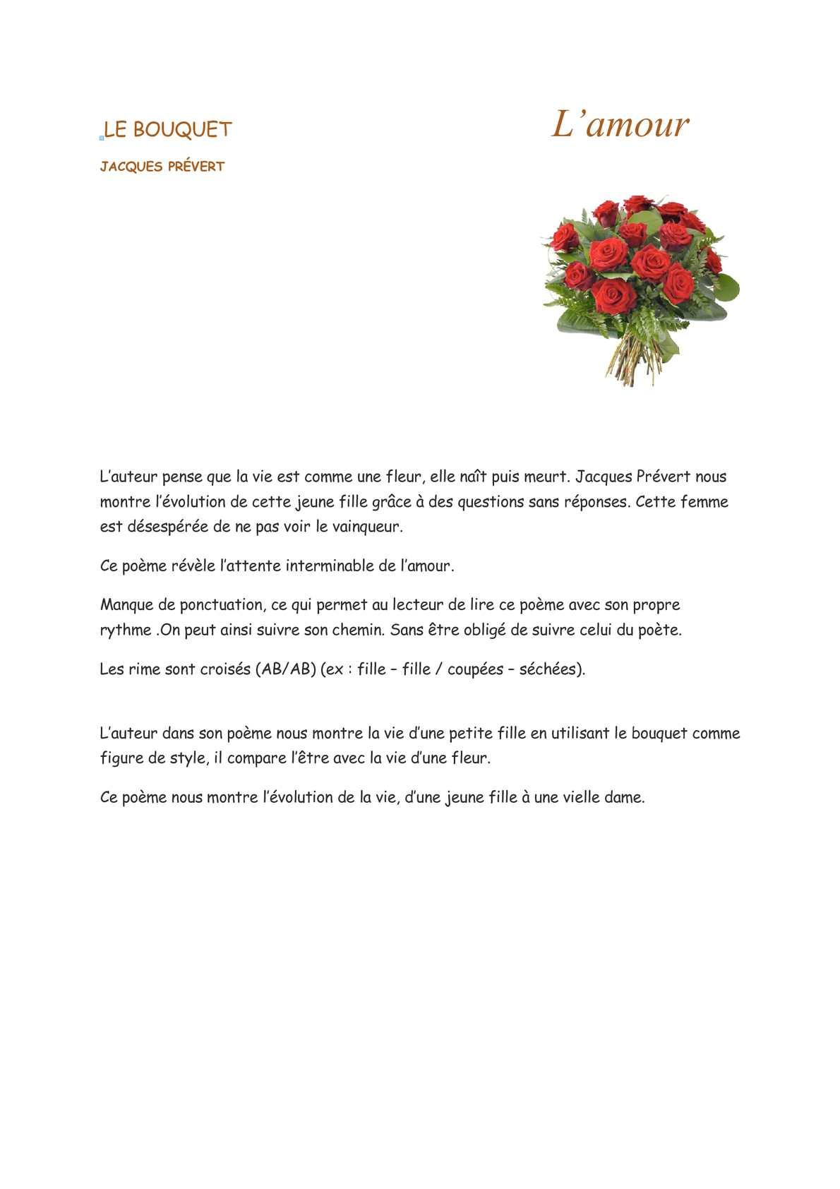Calaméo Le Bouquet Page 10