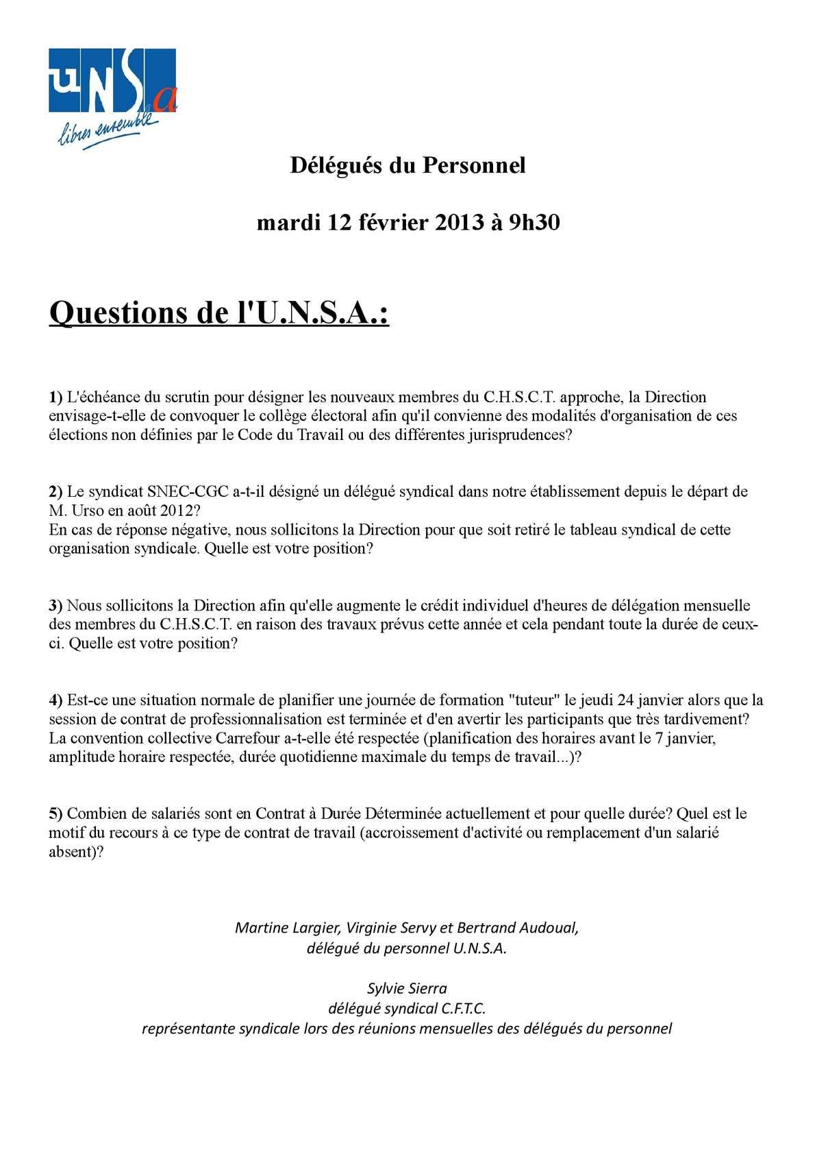 Calameo Questions D P Fevrier 2013