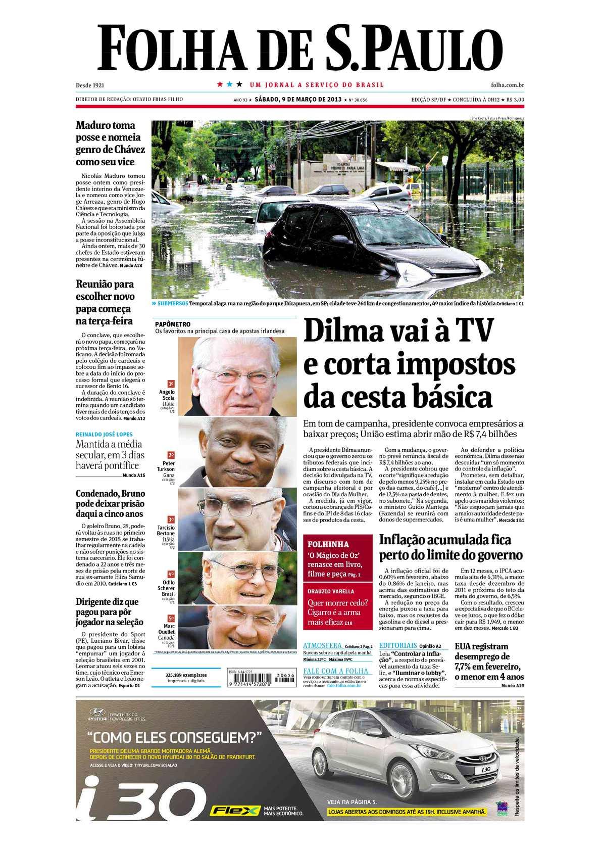 36833911a Calaméo - Folha de São Paulo 09-03-2013