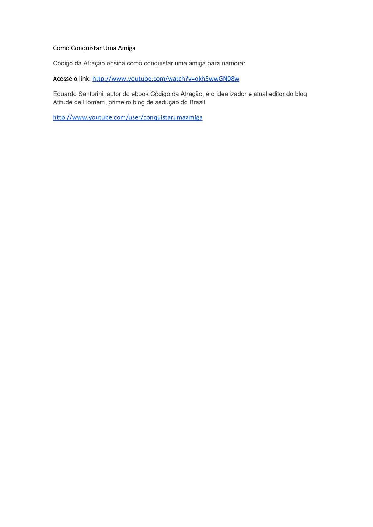 Eduardo Santorini Ebook