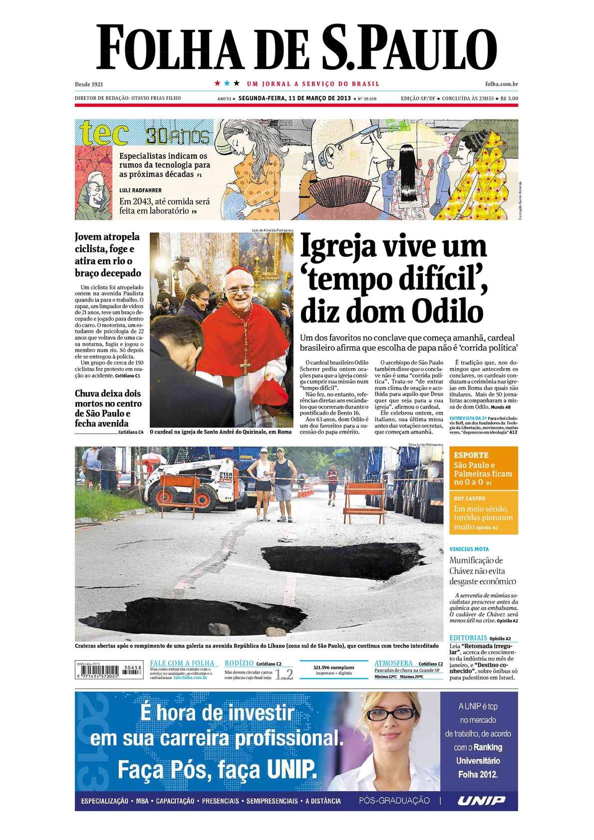 8d0acf80edd81 Calaméo - Folha de São Paulo