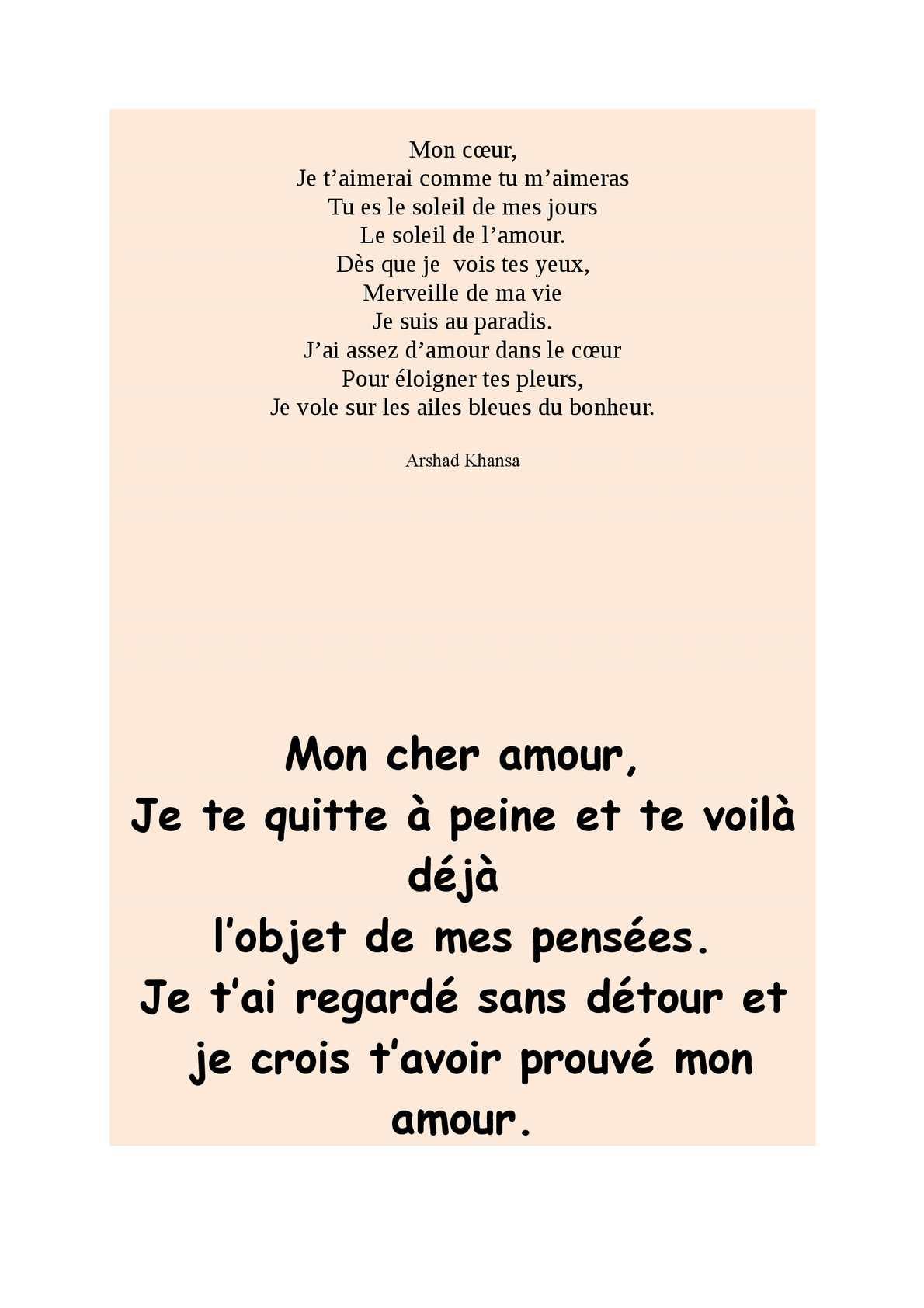 Calaméo Poèmes De La Saint Valentin