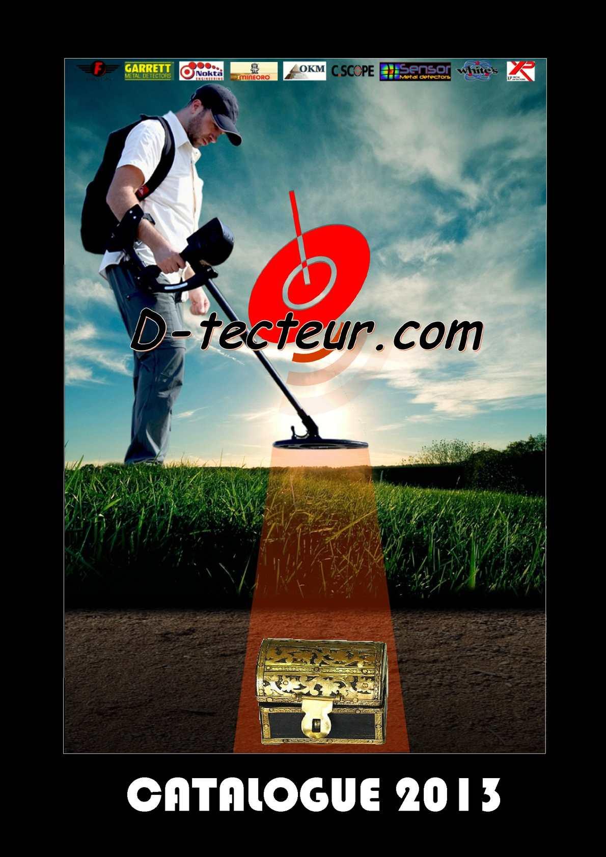 Detecteur de Metaux CS 1MX avec prot/ège disque et casque audio C-Scope