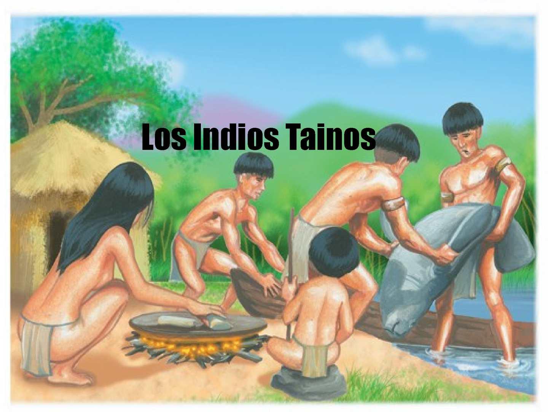 Calaméo Los Indios Tainos