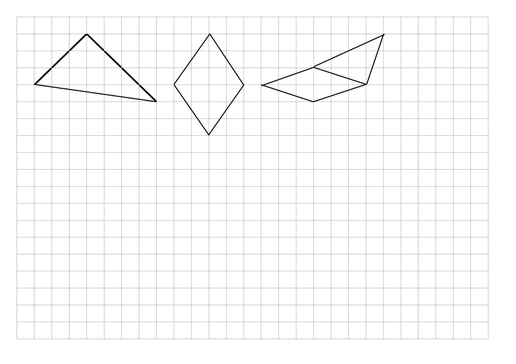 Calameo Cycle 3 Geometrie Figures Planes Exercice De Reproduction