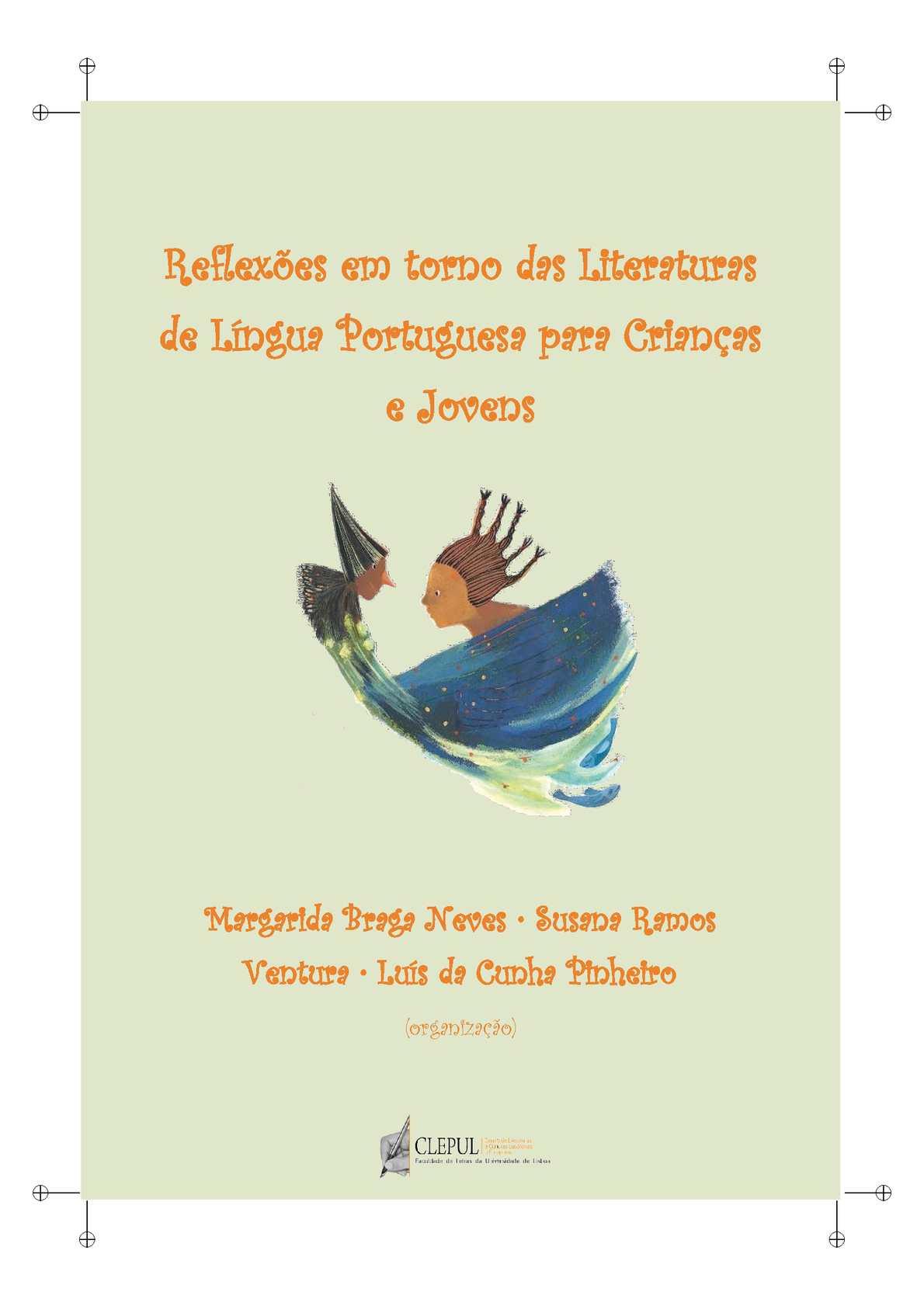 Calaméo - Reflexões em torno das Literaturas de Língua Portuguesa para  Crianças e Jovens a53ed68fc4