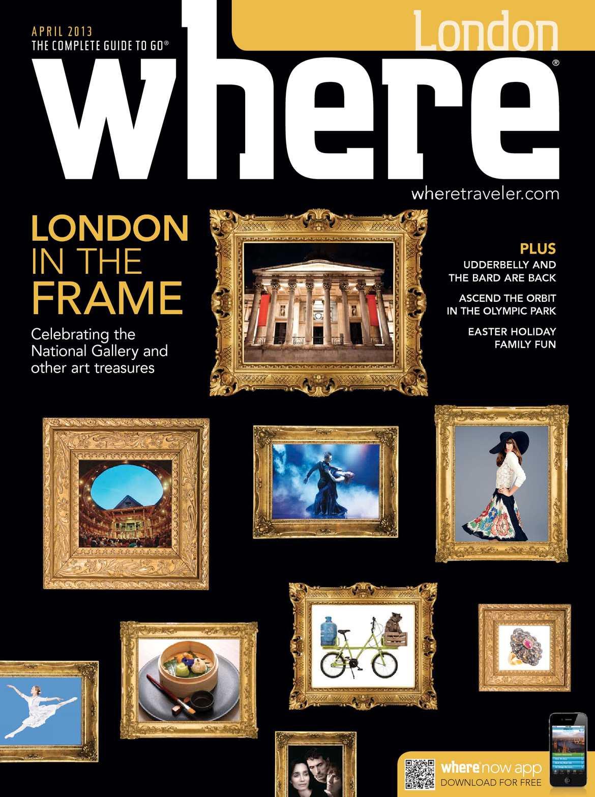 Calaméo WHERE London April 13
