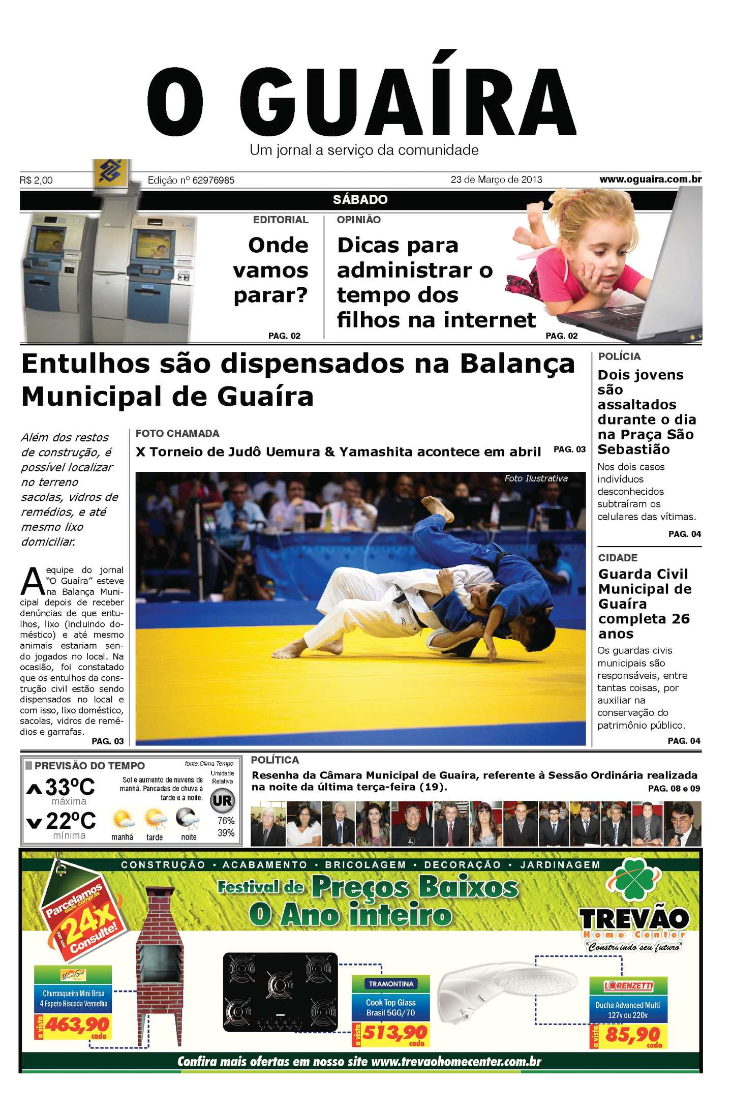 8fc61a18fa Calaméo - Jornal 23 03 2013