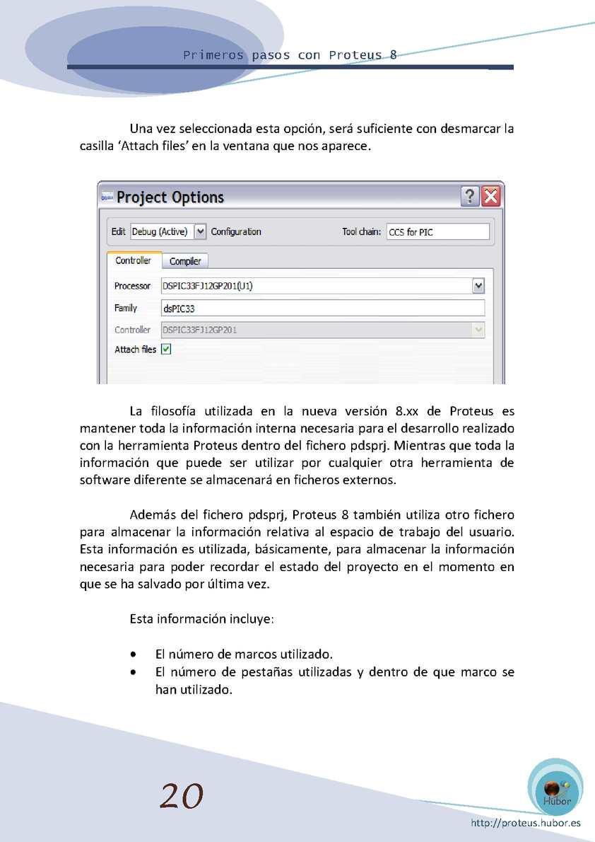 Primeros pasos con Proteus 8 (guía para actualizarse desde la