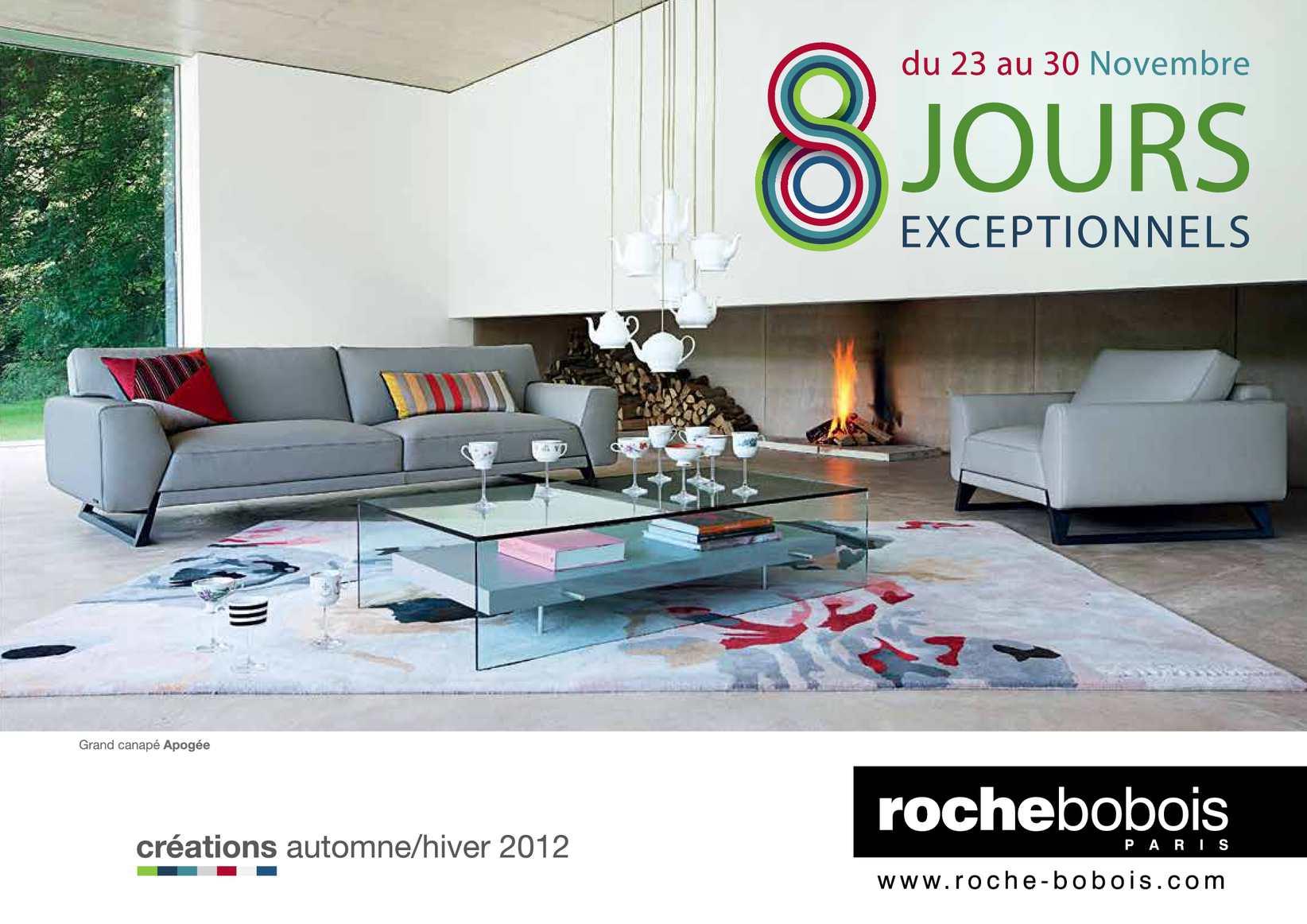 Catalogue Roche Bobois