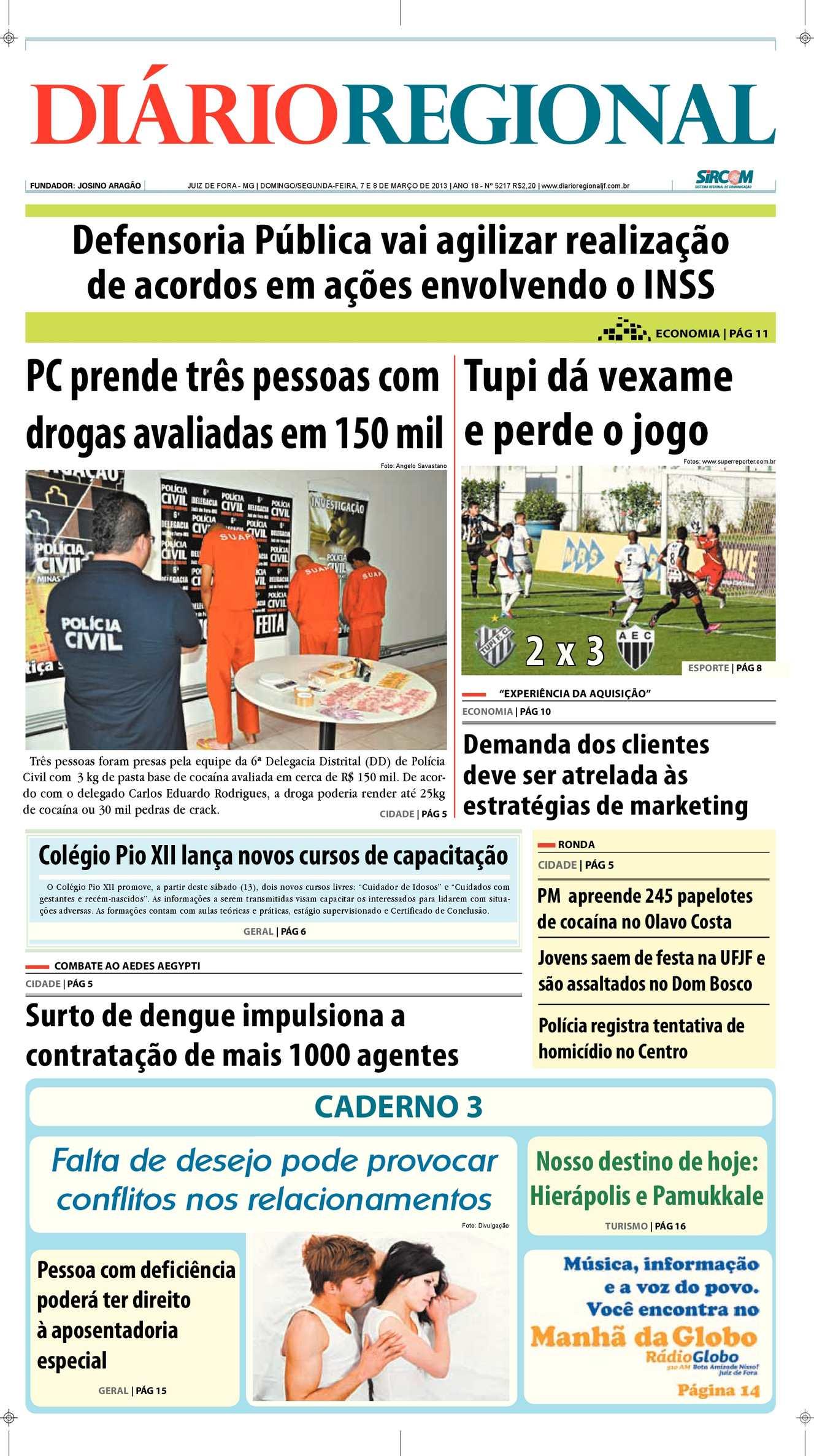 6a48a354a Calaméo - Edição 07 e 08/04/2013