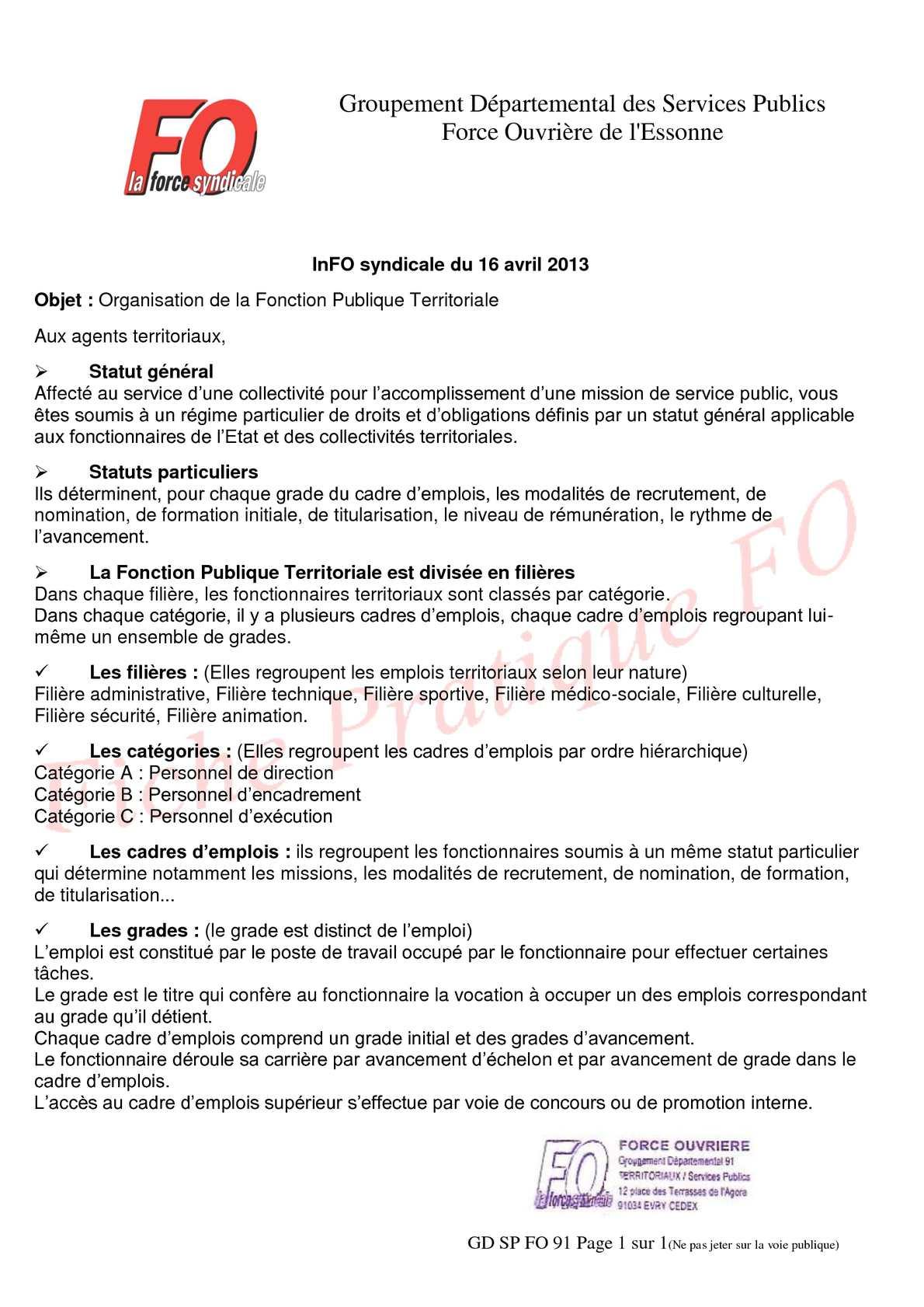 0061e2a22ee Calaméo - (15) InFO syndicale du 16-04-13 FOGD91