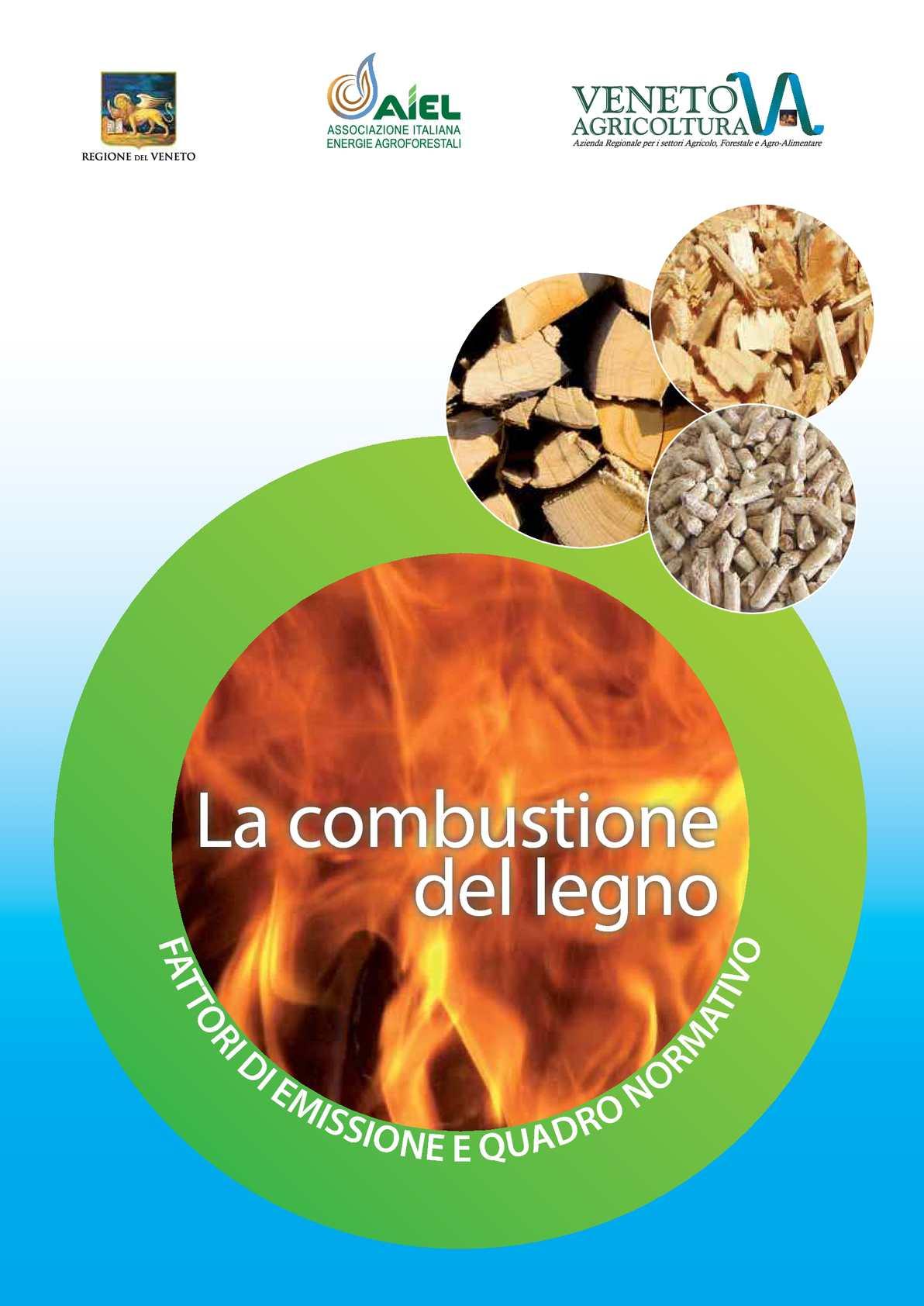 Calaméo La Combustione Del Legno Fattori Di Emissione E