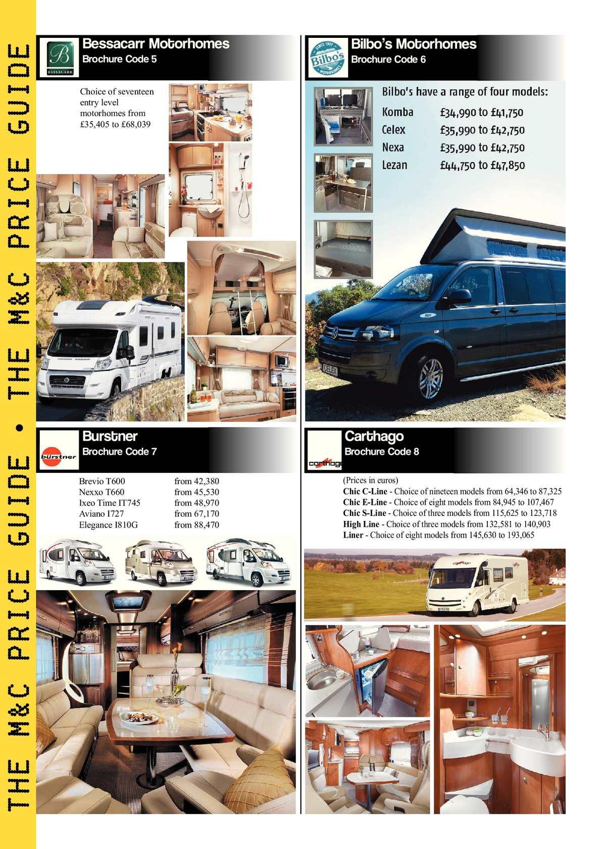 May 2013 Motorhome & Campervan - CALAMEO Downloader
